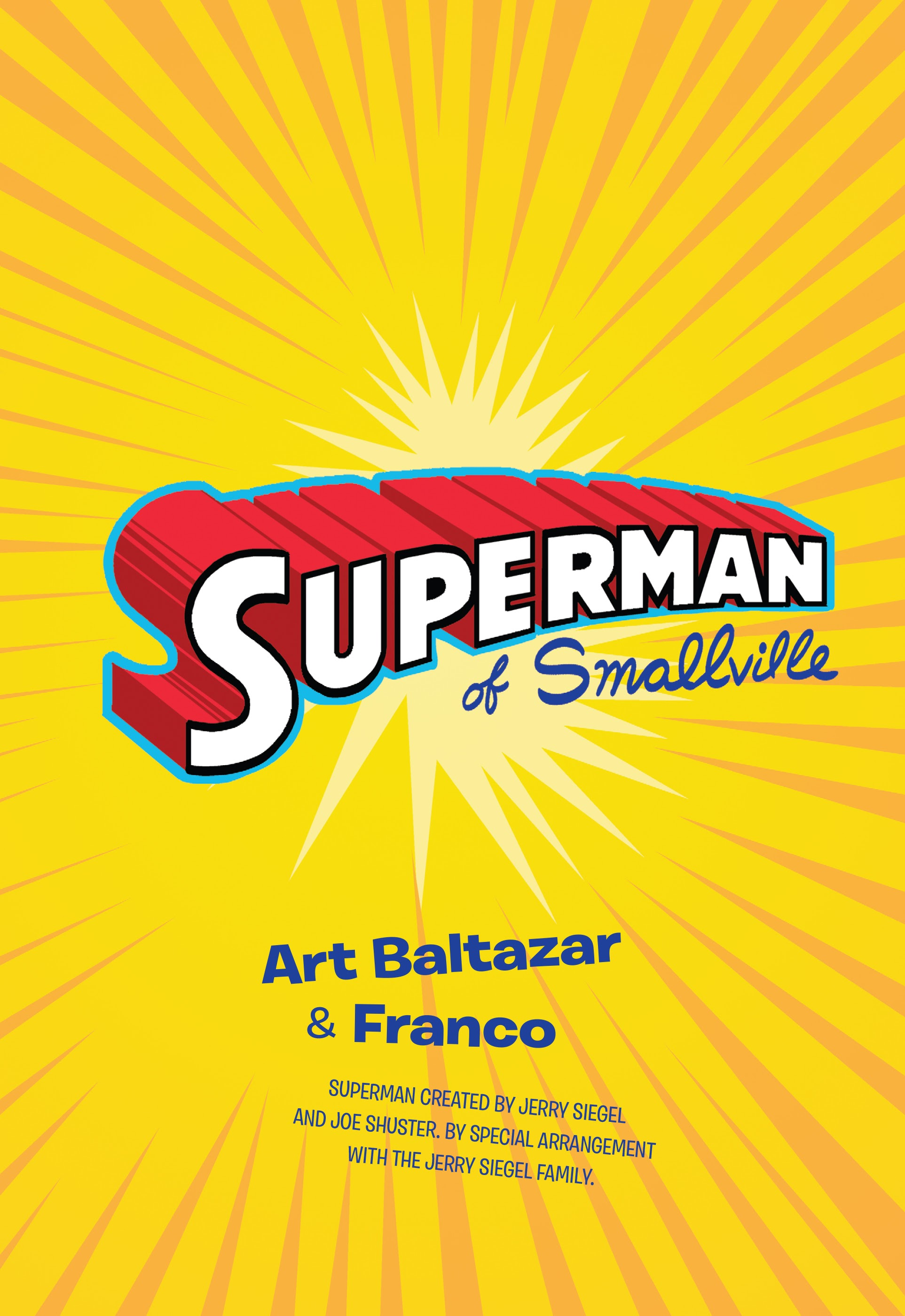 Superman of Smallville #TPB #1 - English 2