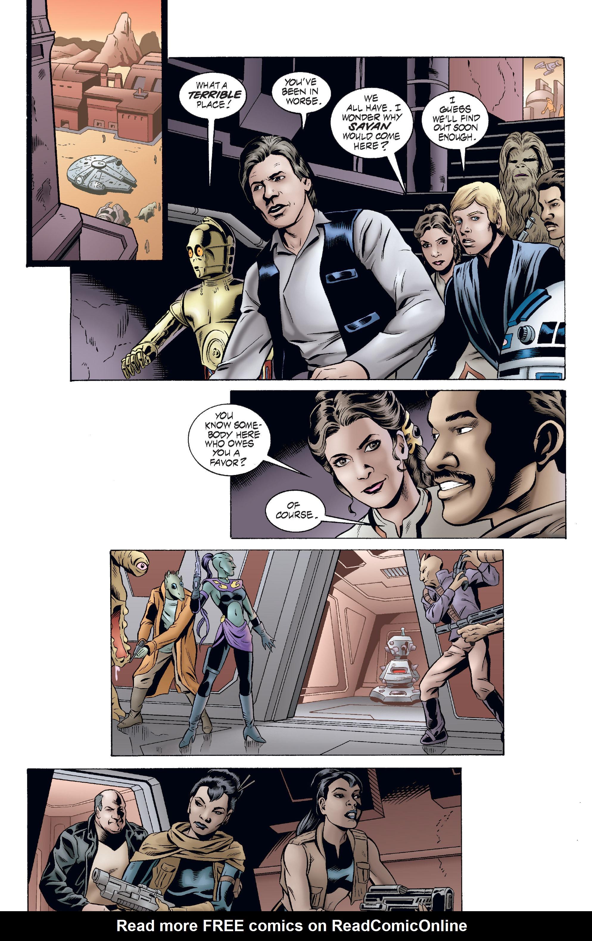 Read online Star Wars Omnibus comic -  Issue # Vol. 11 - 388