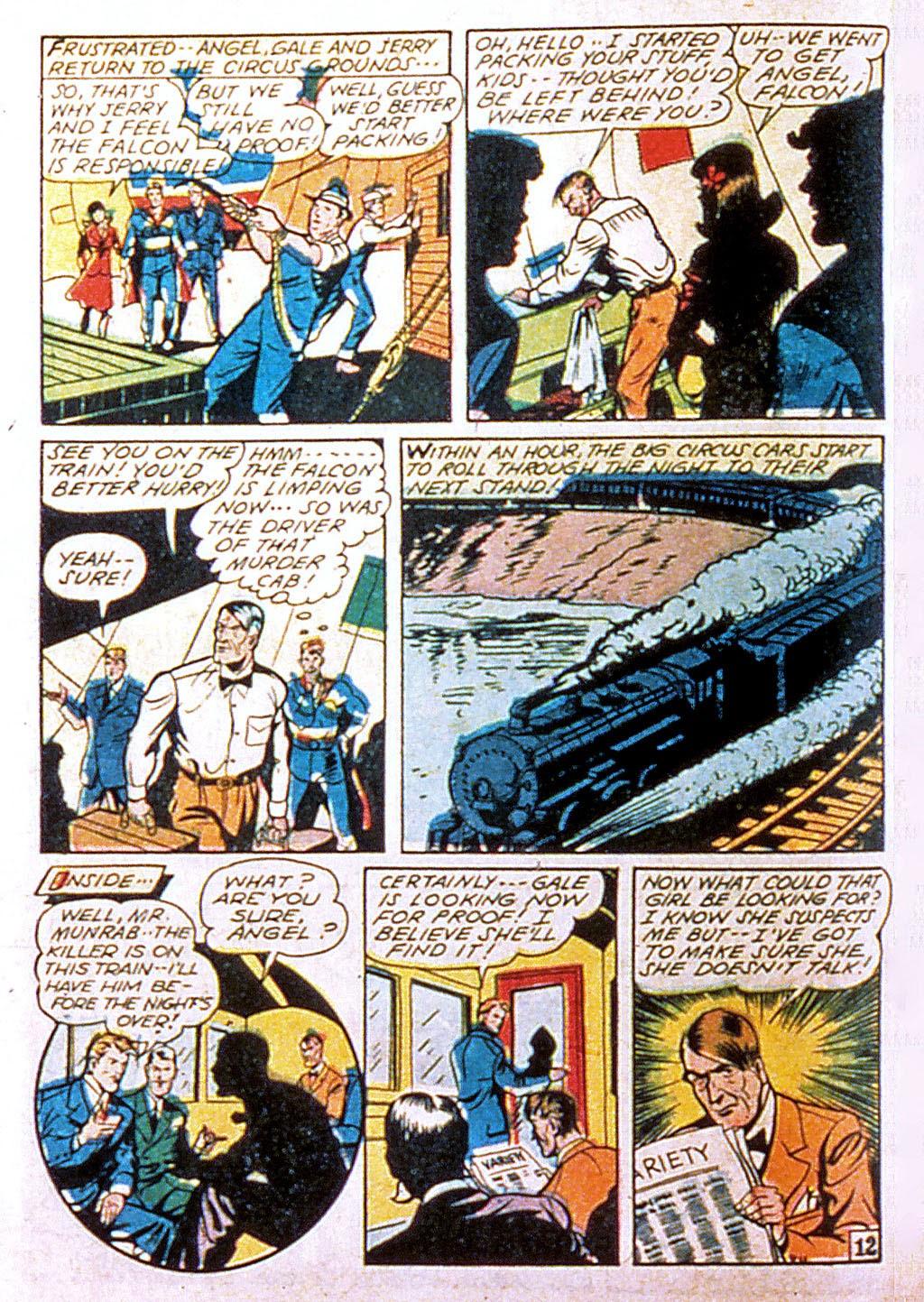 Read online Mystic Comics (1944) comic -  Issue #1 - 14