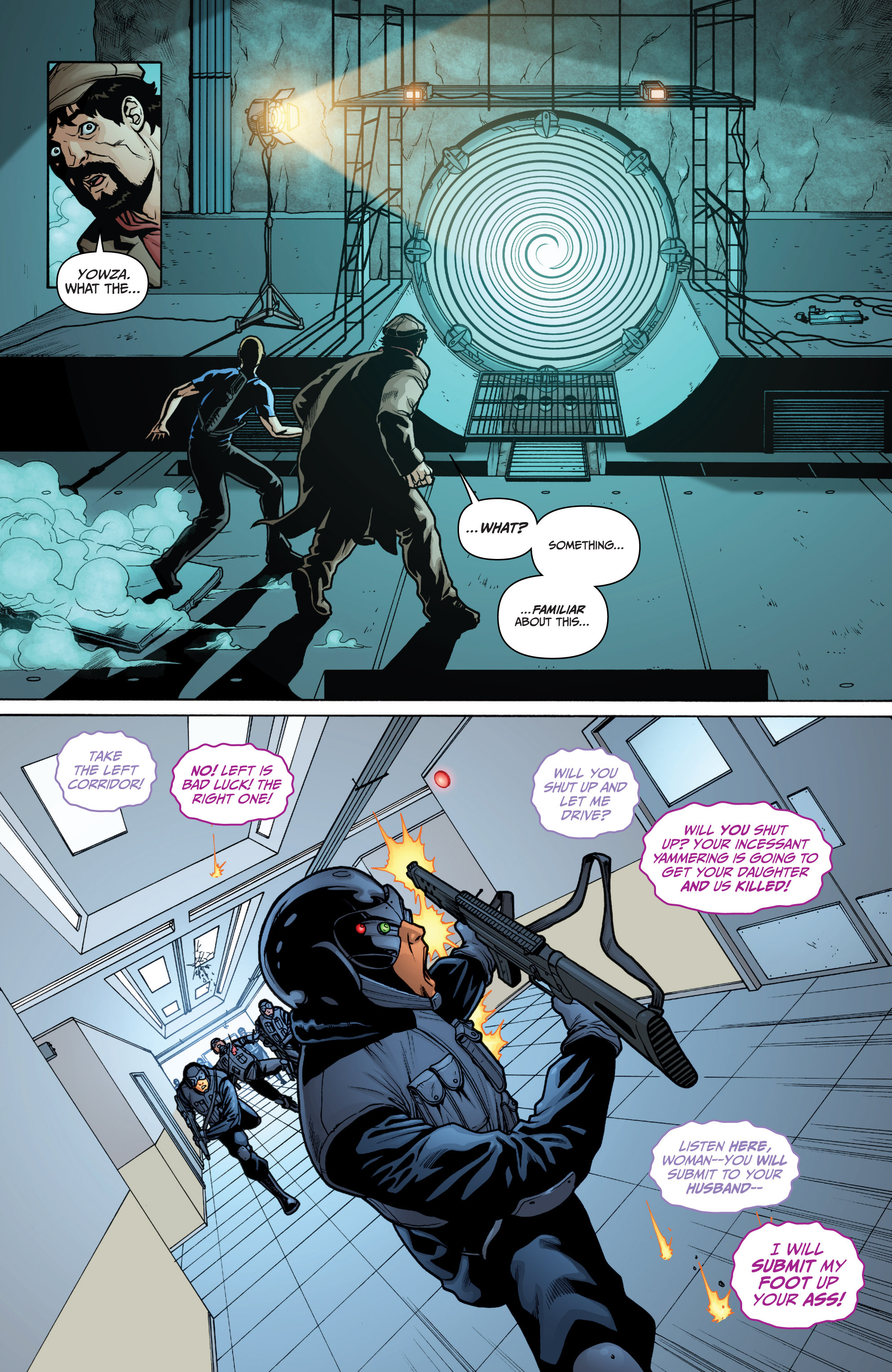Read online Archer and Armstrong comic -  Issue #Archer and Armstrong _TPB 3 - 43
