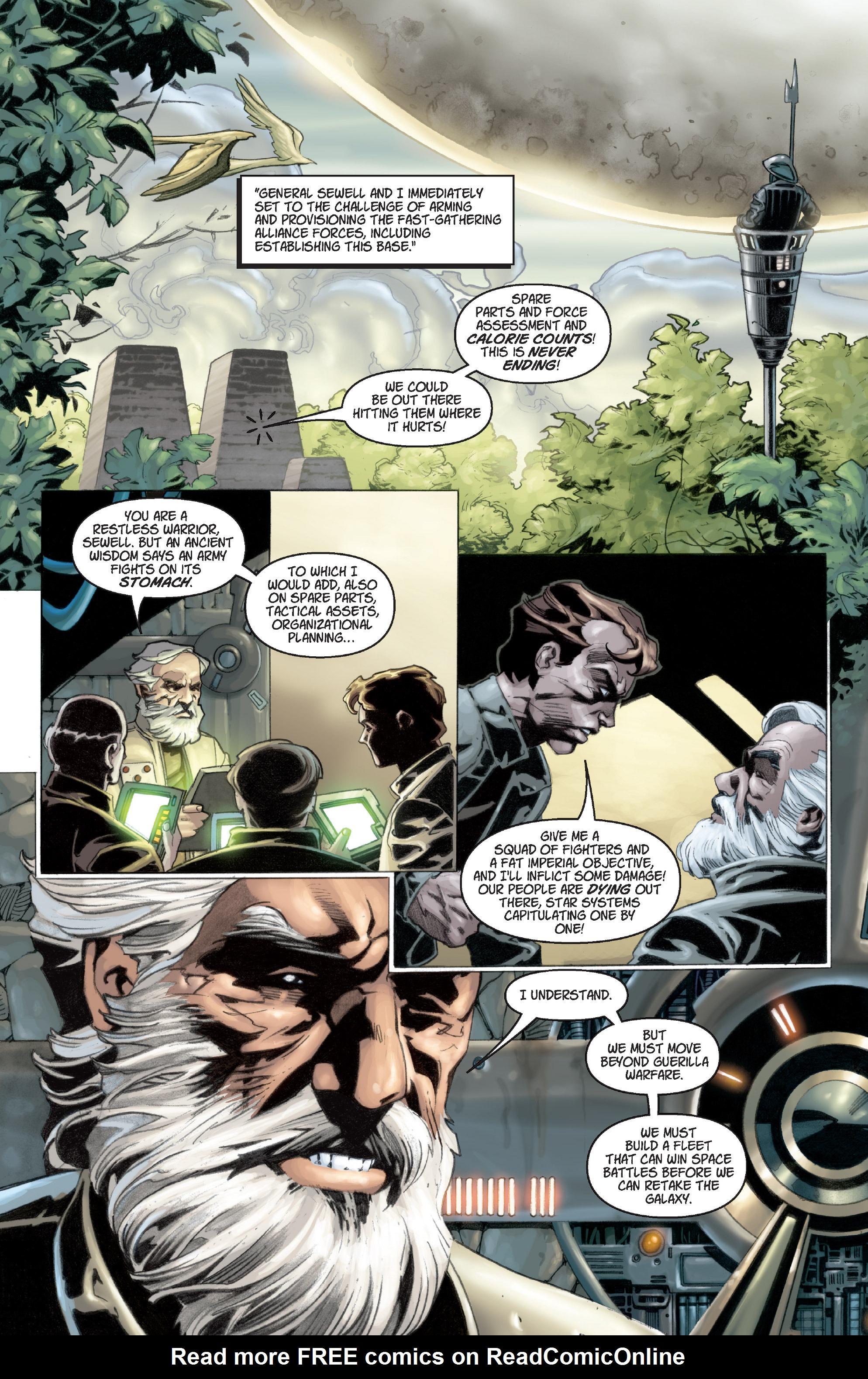 Read online Star Wars Omnibus comic -  Issue # Vol. 17 - 176
