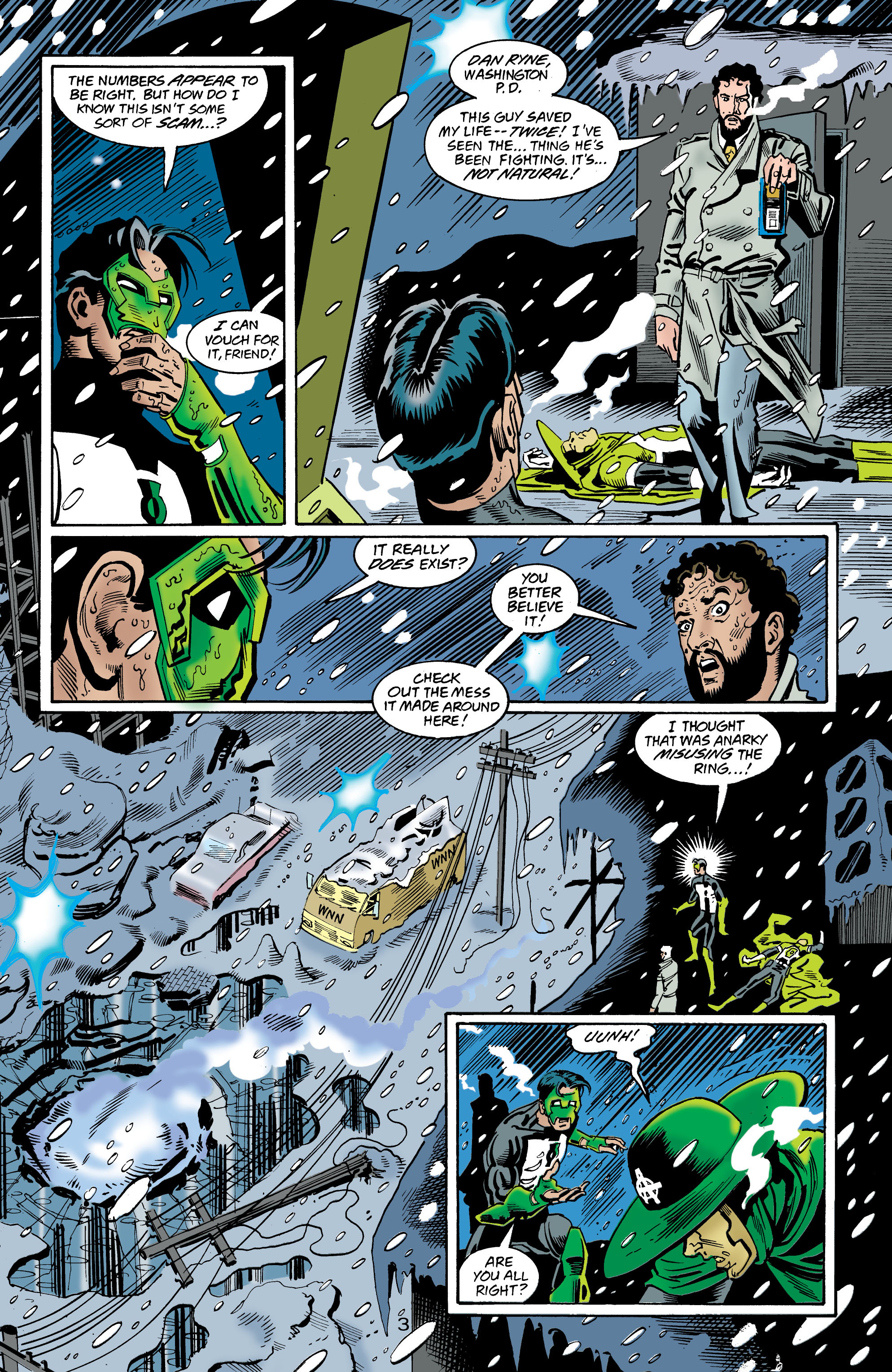 Read online Anarky (1999) comic -  Issue #3 - 4