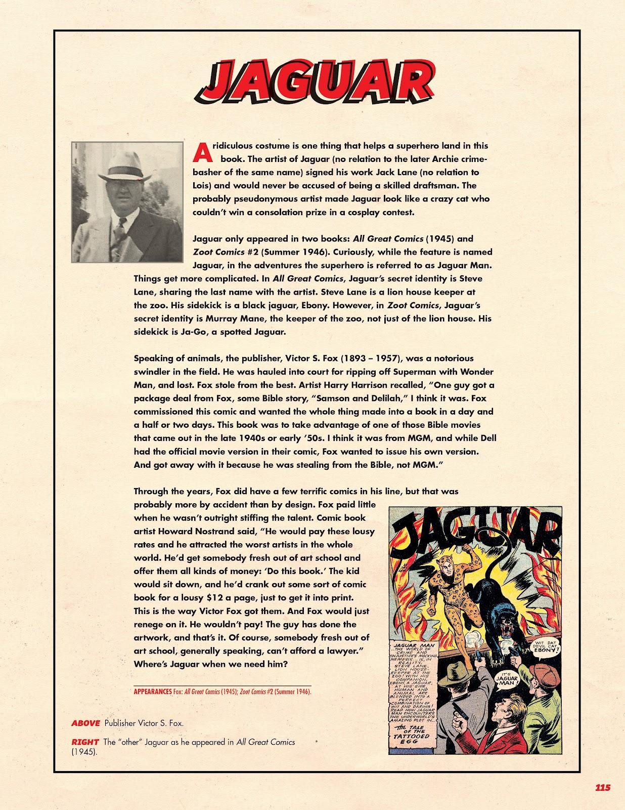 Read online Super Weird Heroes comic -  Issue # TPB 2 (Part 2) - 15