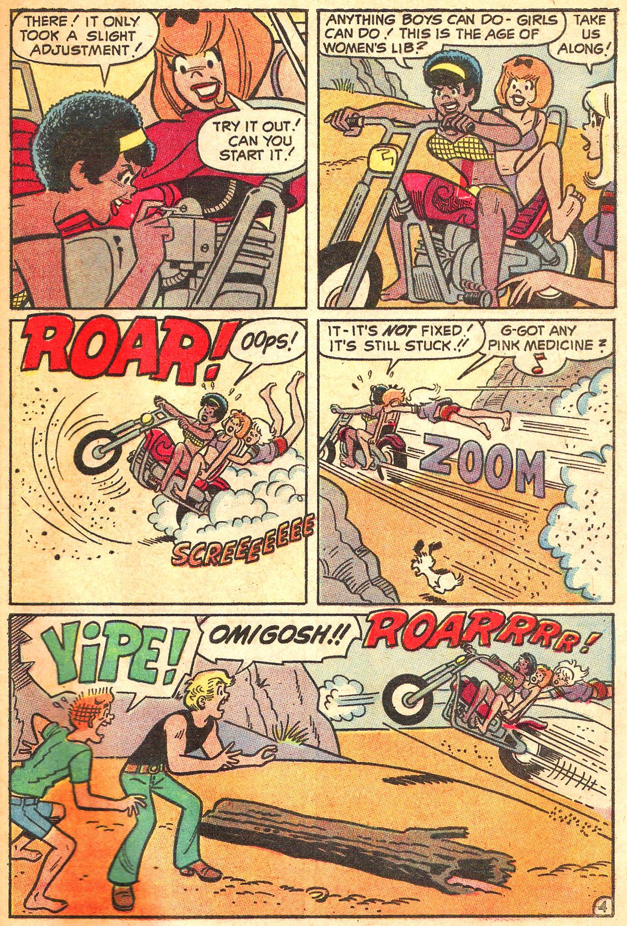 Read online She's Josie comic -  Issue #56 - 49