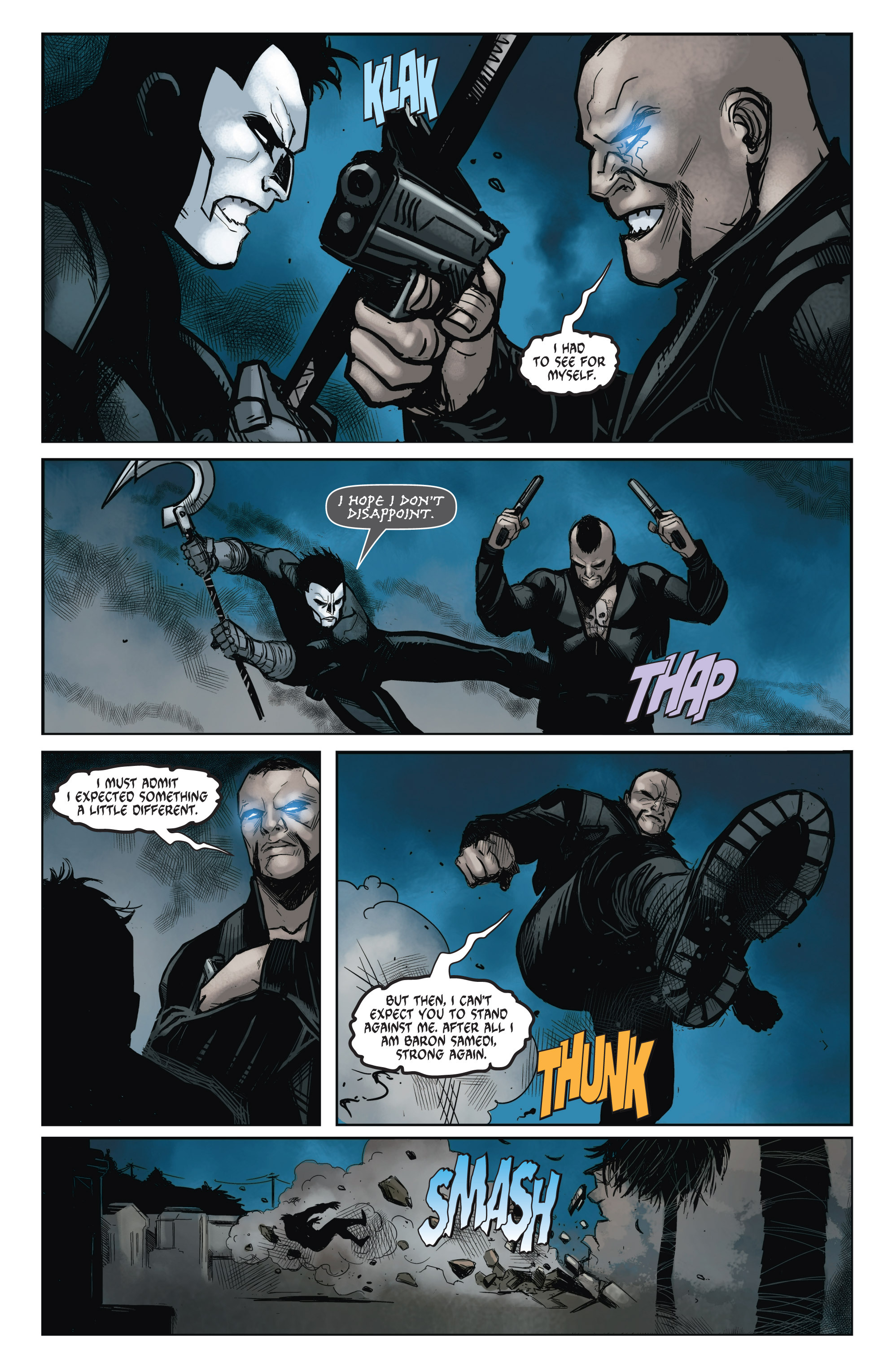Read online Shadowman (2012) comic -  Issue #6 - 19