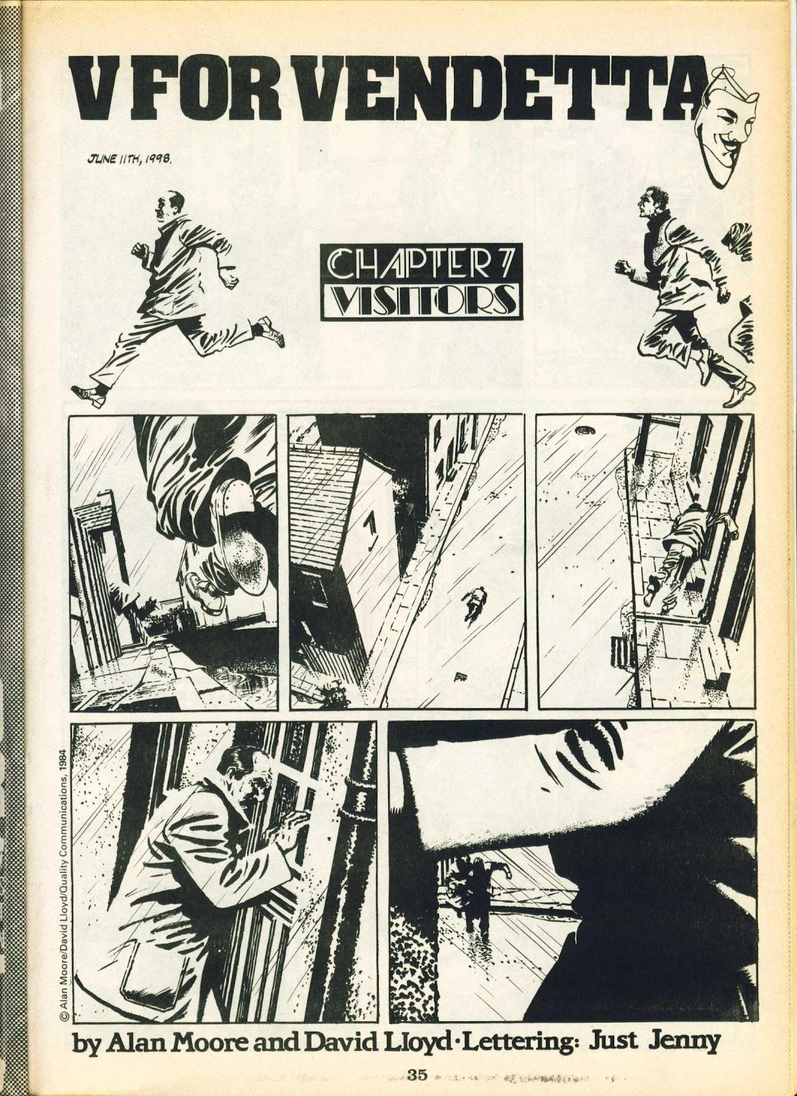 Warrior Issue #21 #22 - English 35
