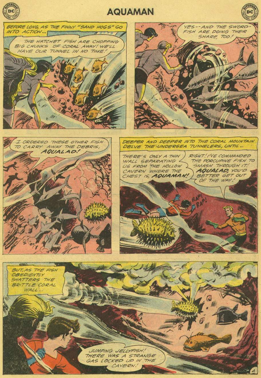 Read online Aquaman (1962) comic -  Issue #2 - 6