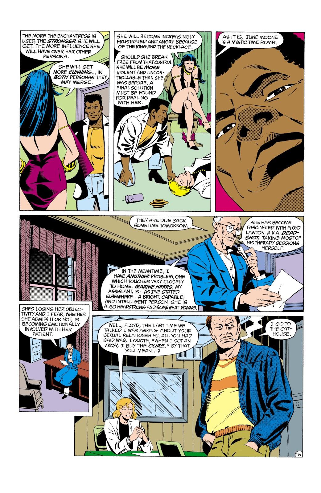 Suicide Squad (1987) Issue #8 #9 - English 17