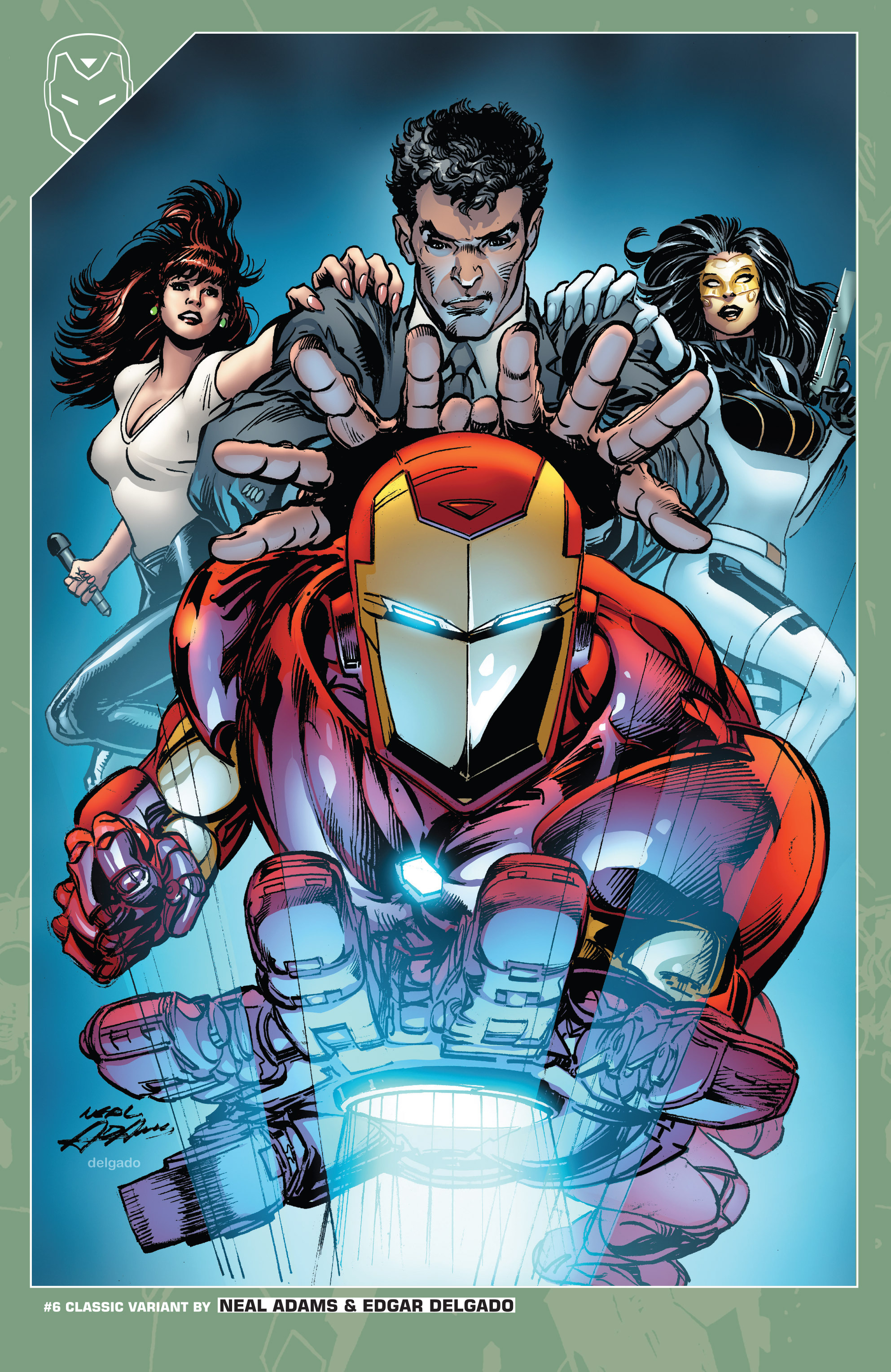 Read online True Believers: Invincible Iron Man-The War Machines comic -  Issue # Full - 133