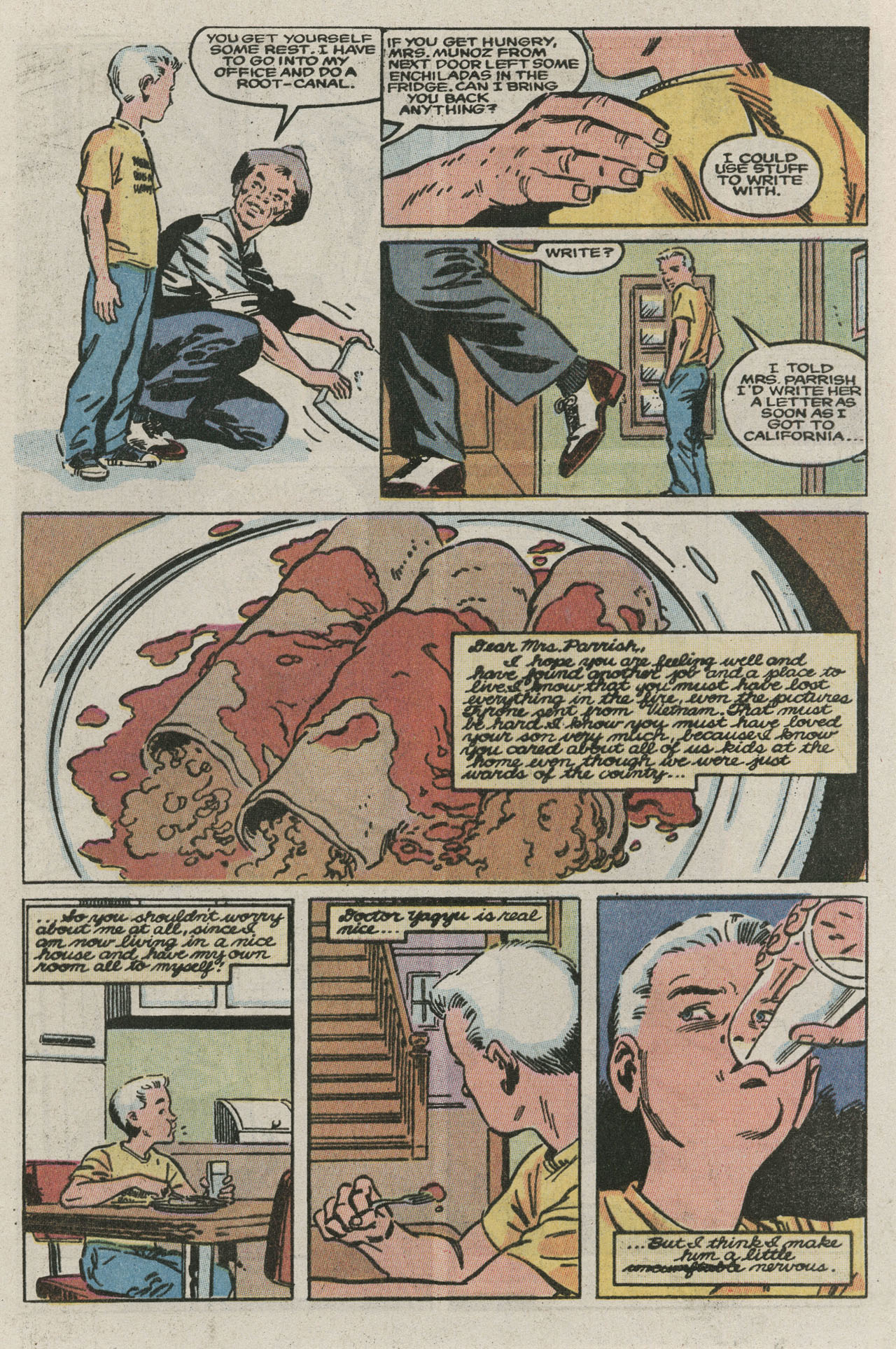 Read online Nth Man the Ultimate Ninja comic -  Issue #13 - 17