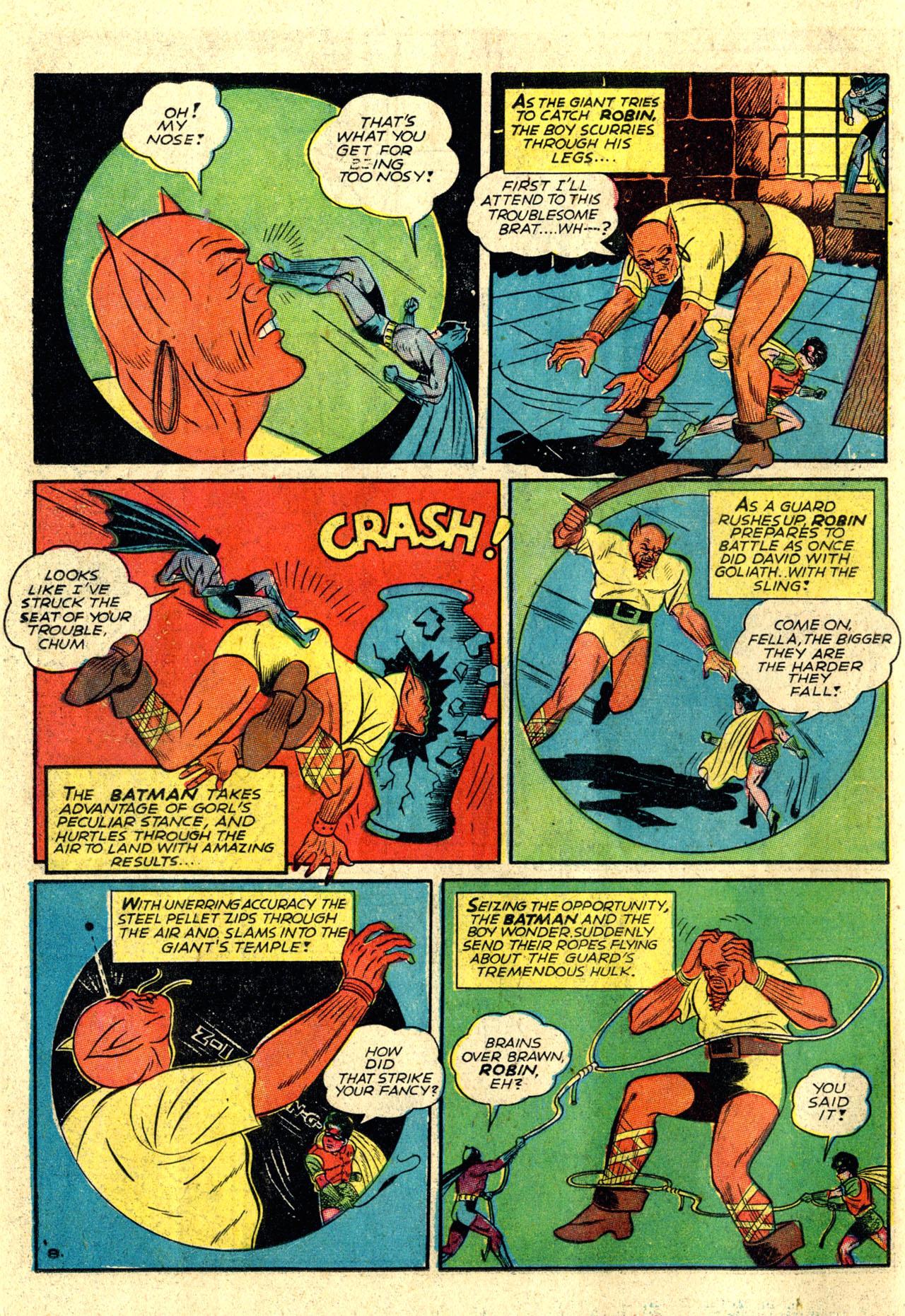 Read online Detective Comics (1937) comic -  Issue #44 - 10