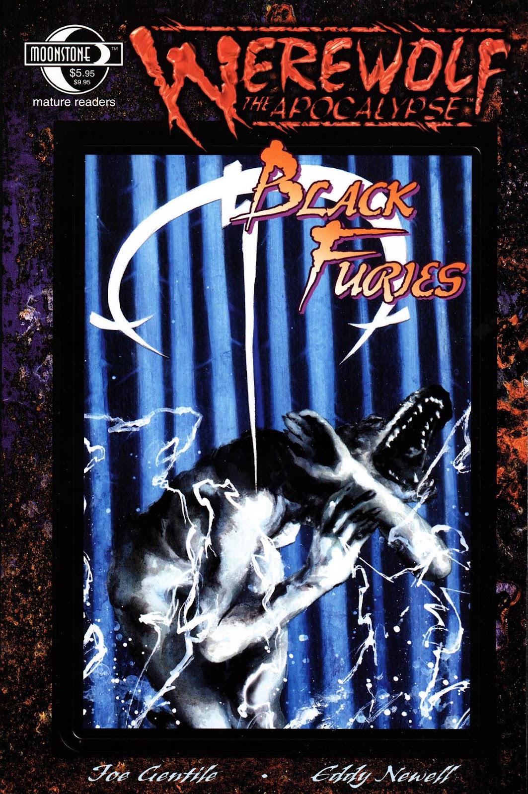Read online Werewolf the Apocalypse comic -  Issue # Black Furies - 1