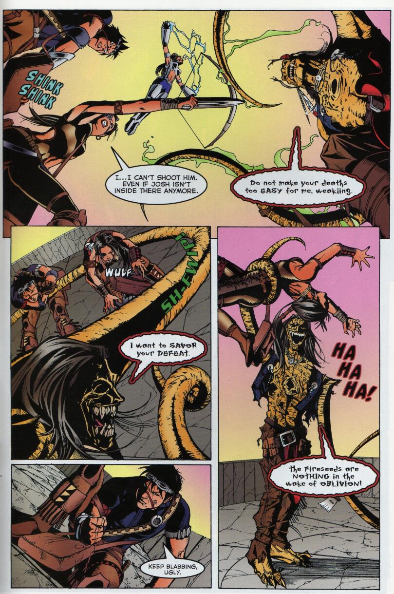 Read online Turok 3: Shadow of Oblivion comic -  Issue # Full - 30