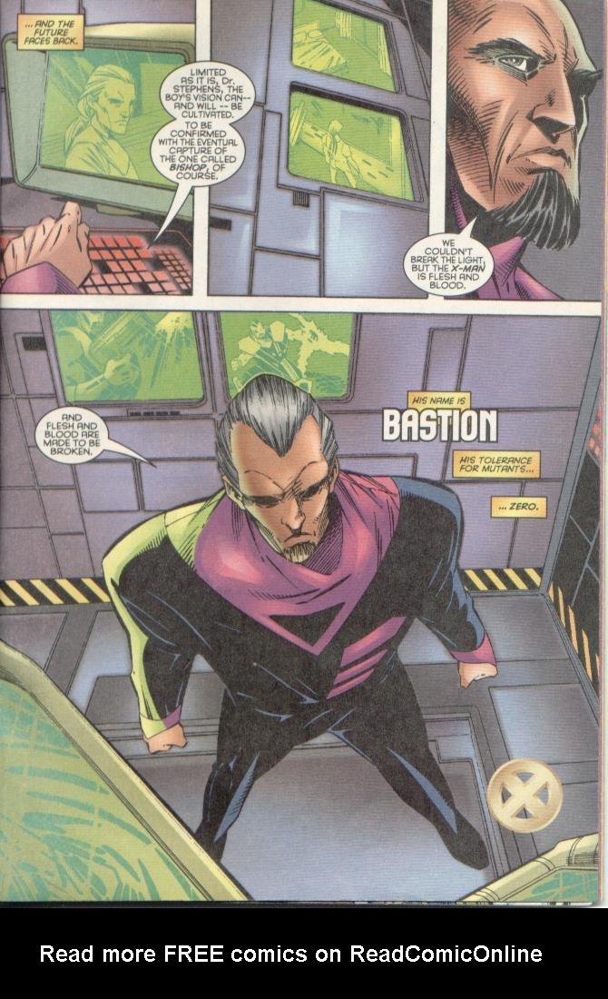 Read online Uncanny X-Men (1963) comic -  Issue # _Annual 1996 - 46