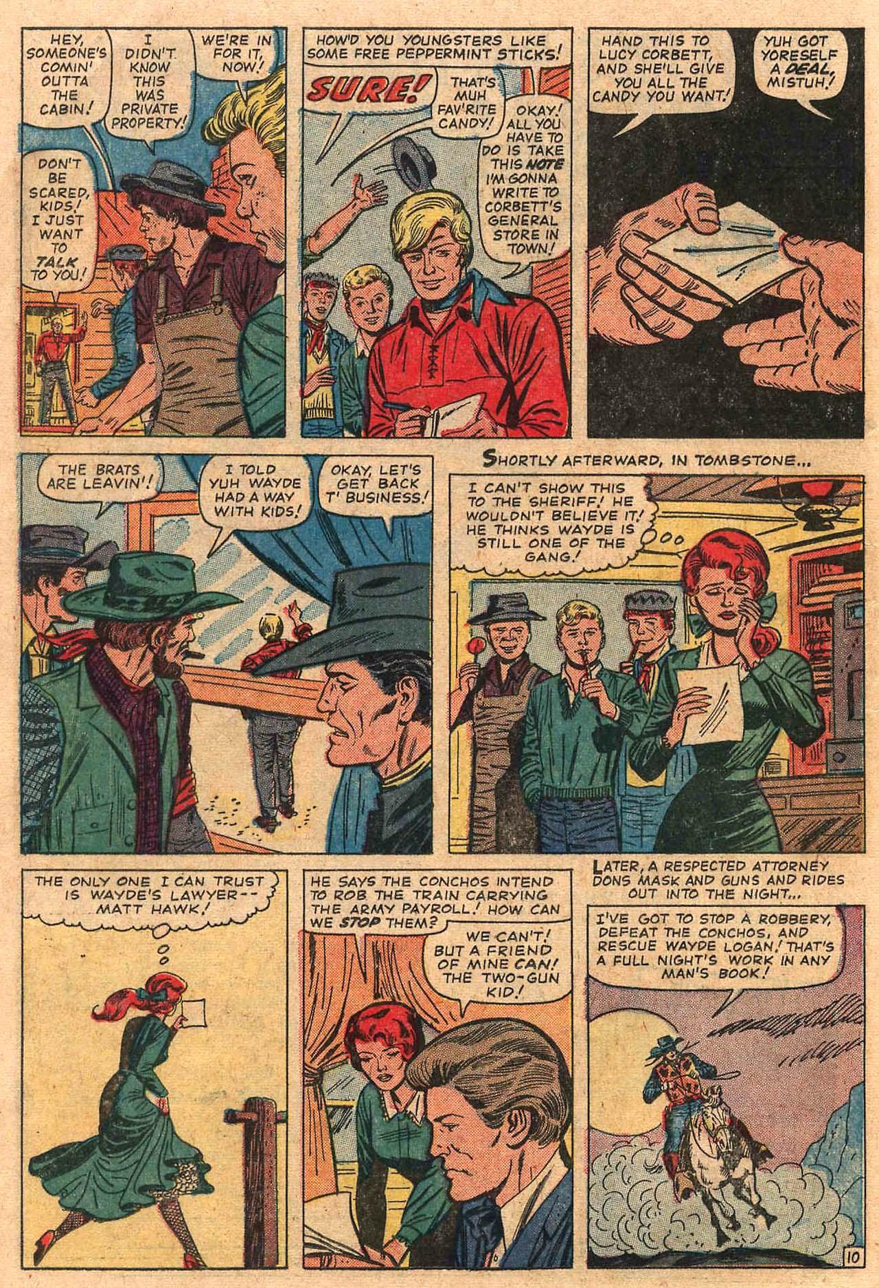 Read online Two-Gun Kid comic -  Issue #82 - 14