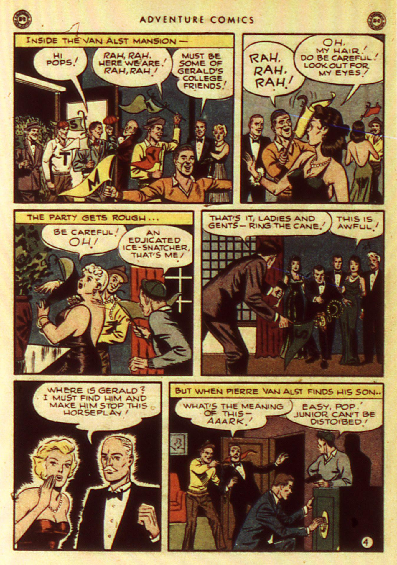 Read online Adventure Comics (1938) comic -  Issue #105 - 14