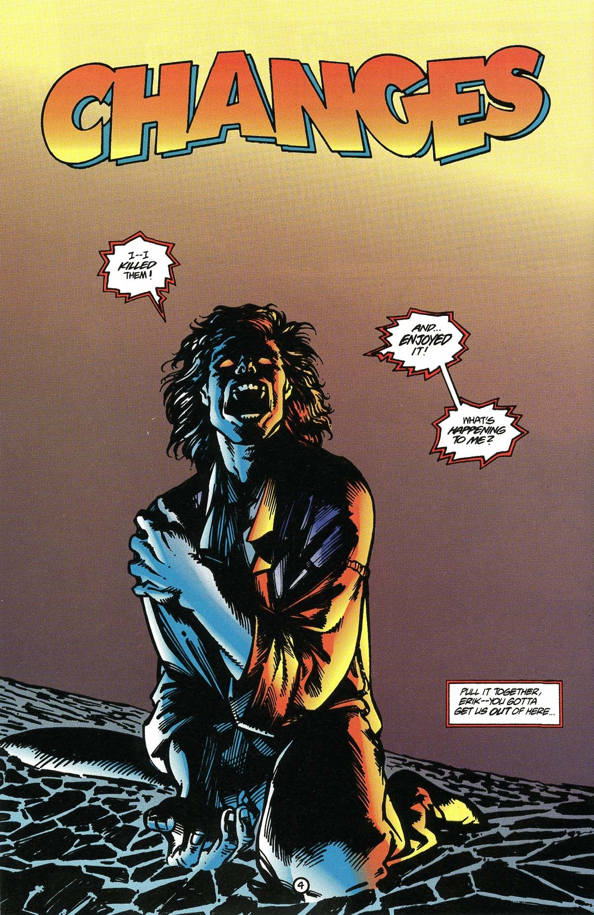 Read online Rune (1994) comic -  Issue #8 - 5