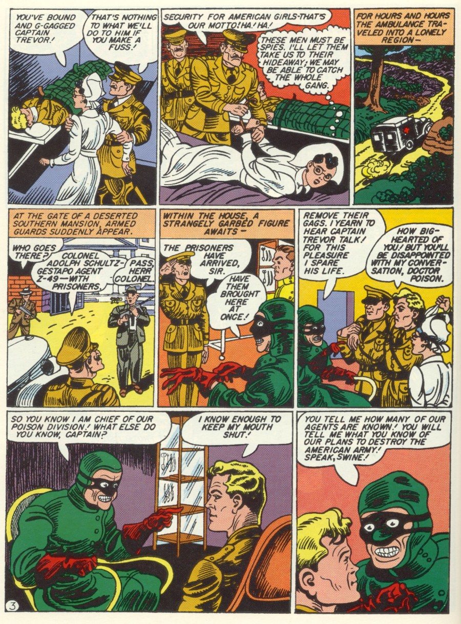 Read online Sensation (Mystery) Comics comic -  Issue #2 - 5