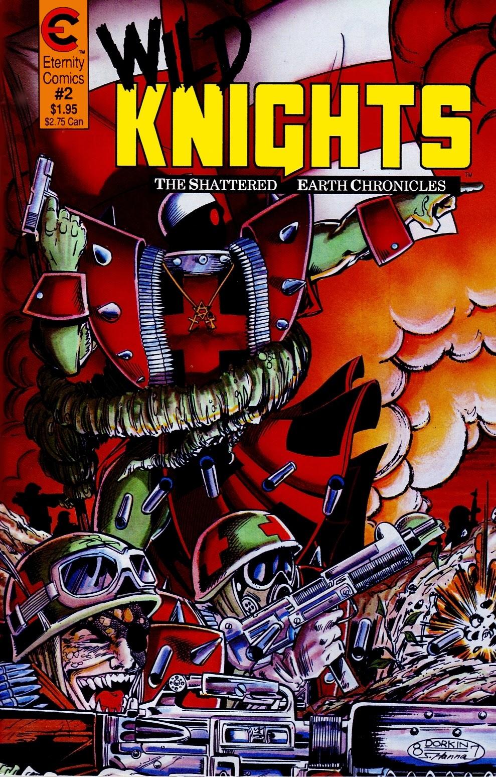 Wild Knights issue 2 - Page 1