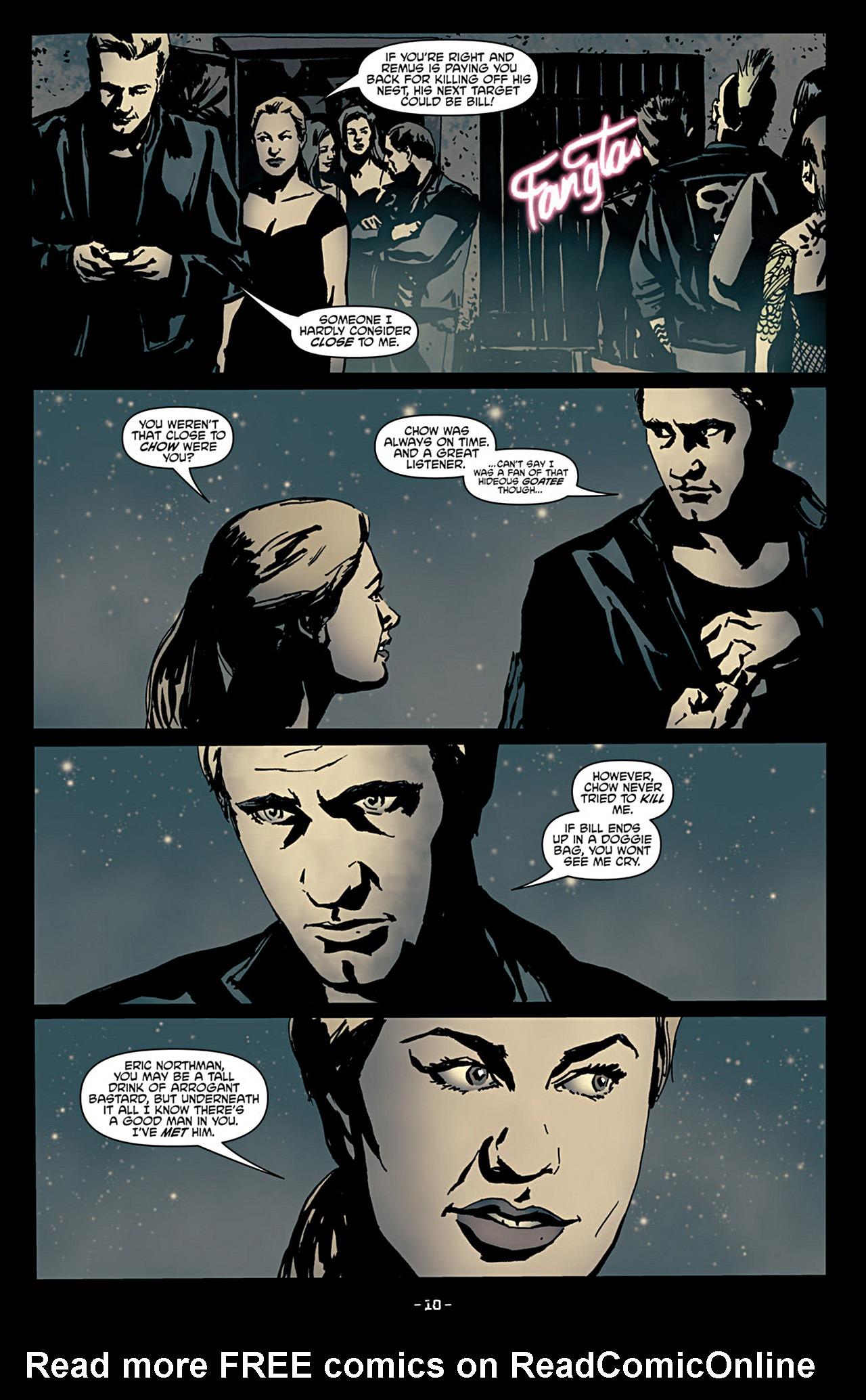 Read online True Blood (2012) comic -  Issue #3 - 12
