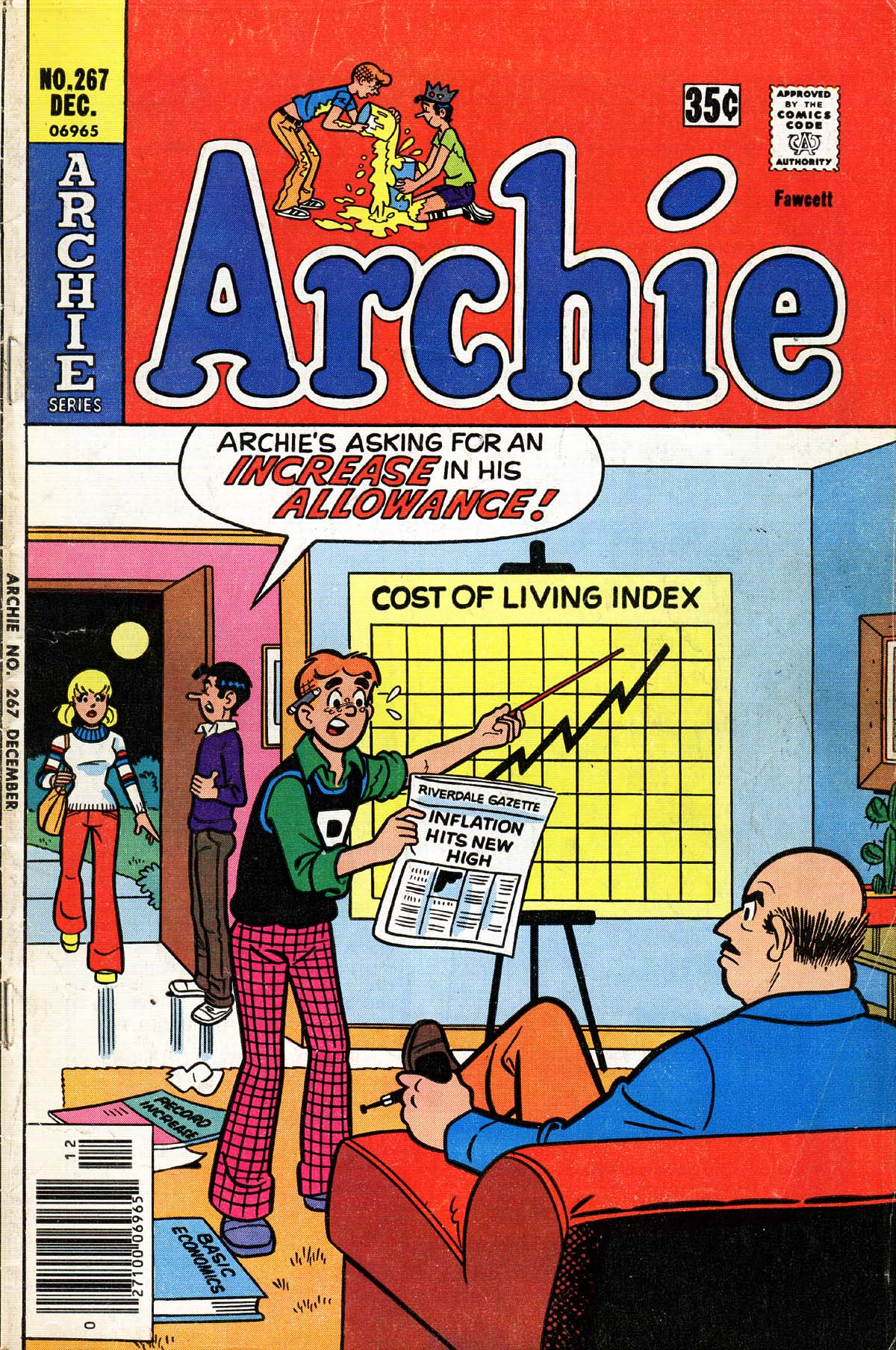 Read online Archie (1960) comic -  Issue #267 - 1