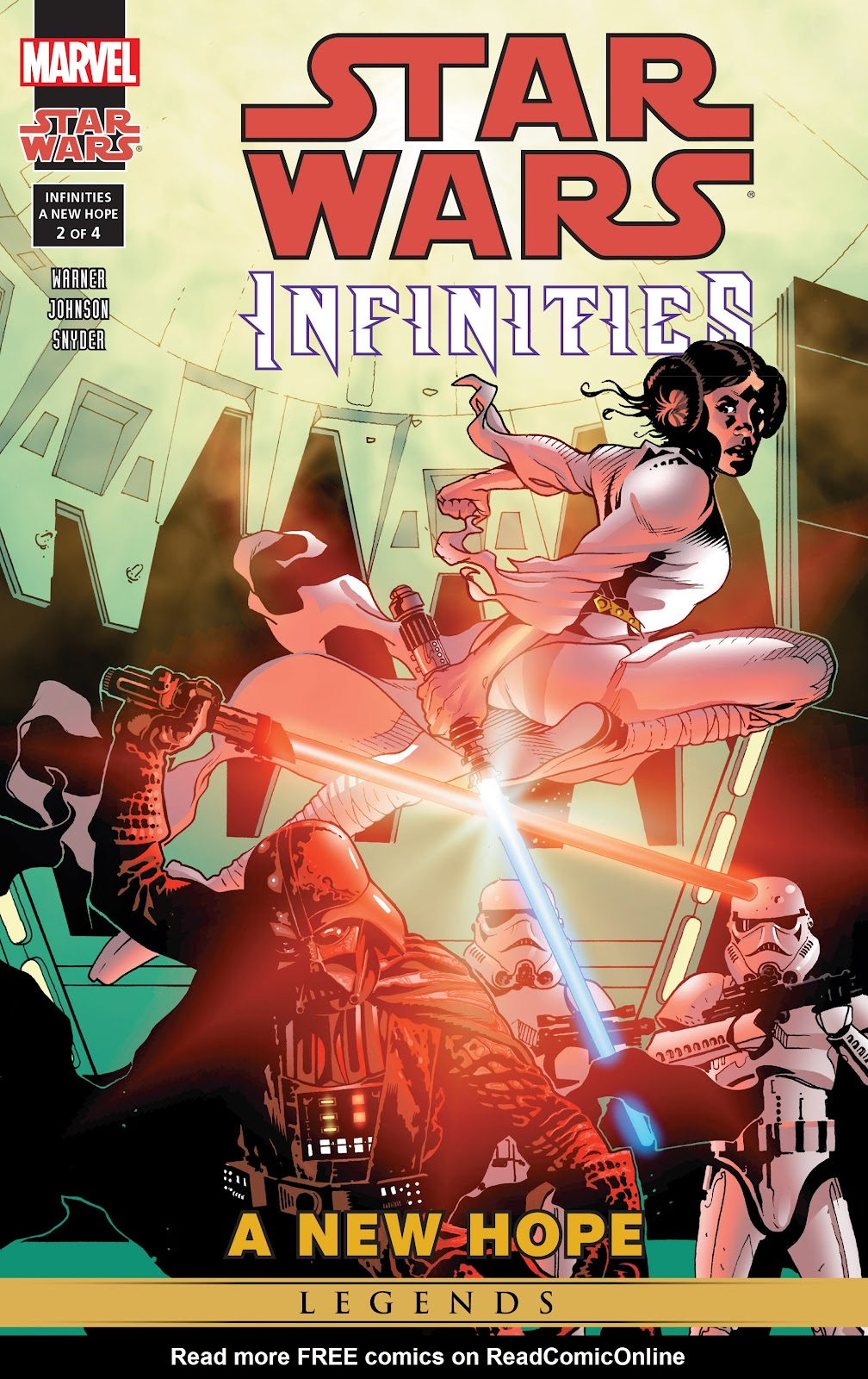 Read online Star Wars Legends: Infinities - Epic Collection comic -  Issue # TPB (Part 1) - 28