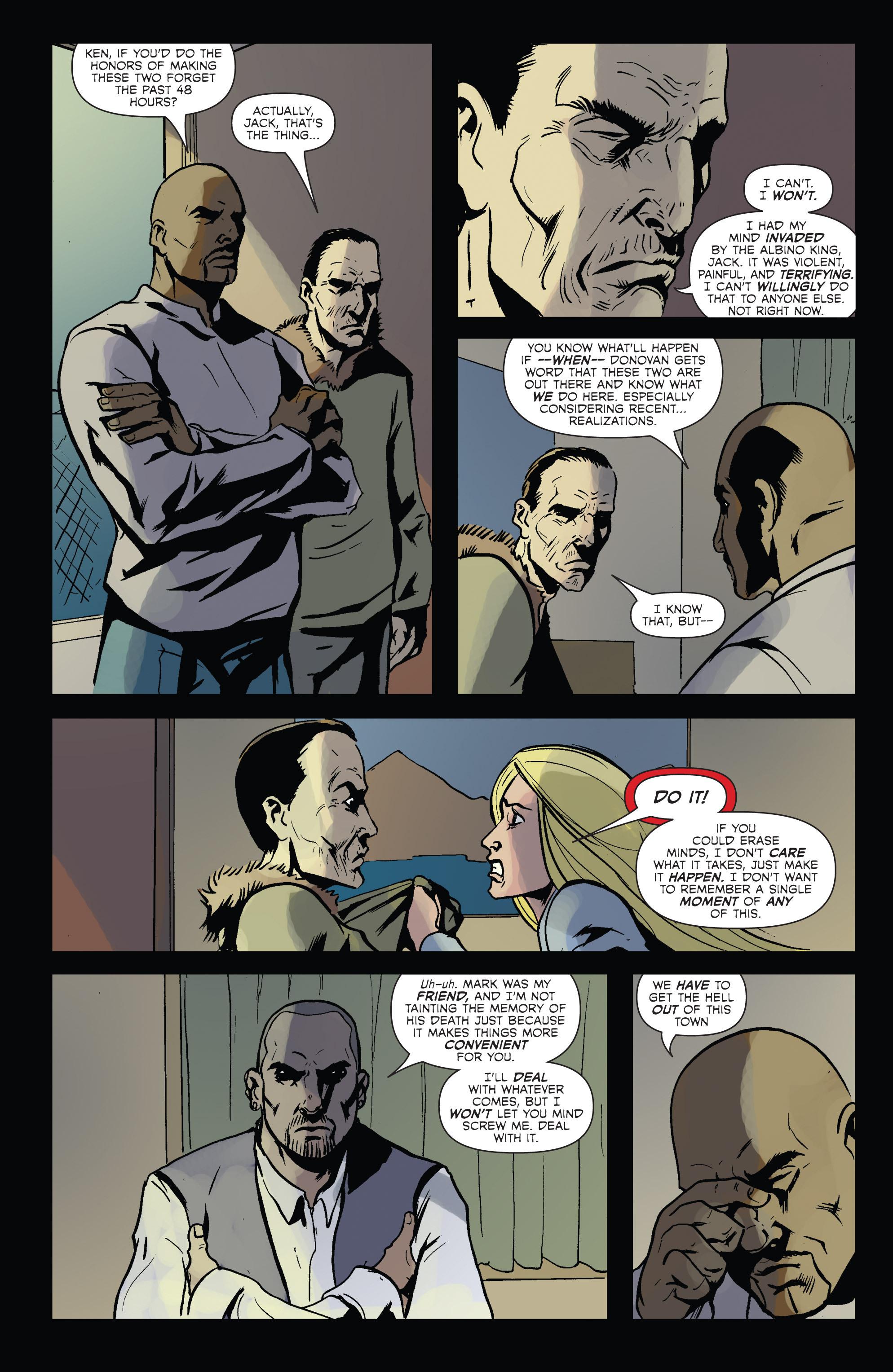 Read online Hoax Hunters (2012) comic -  Issue # TPB 2 - 67