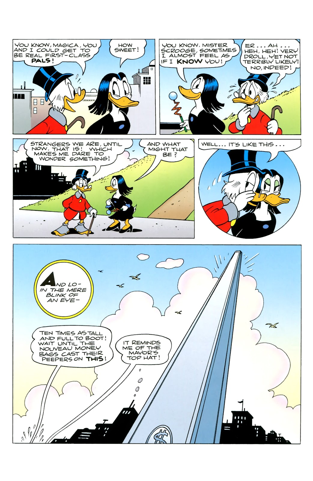 Walt Disney's Comics and Stories issue 728 - Page 37