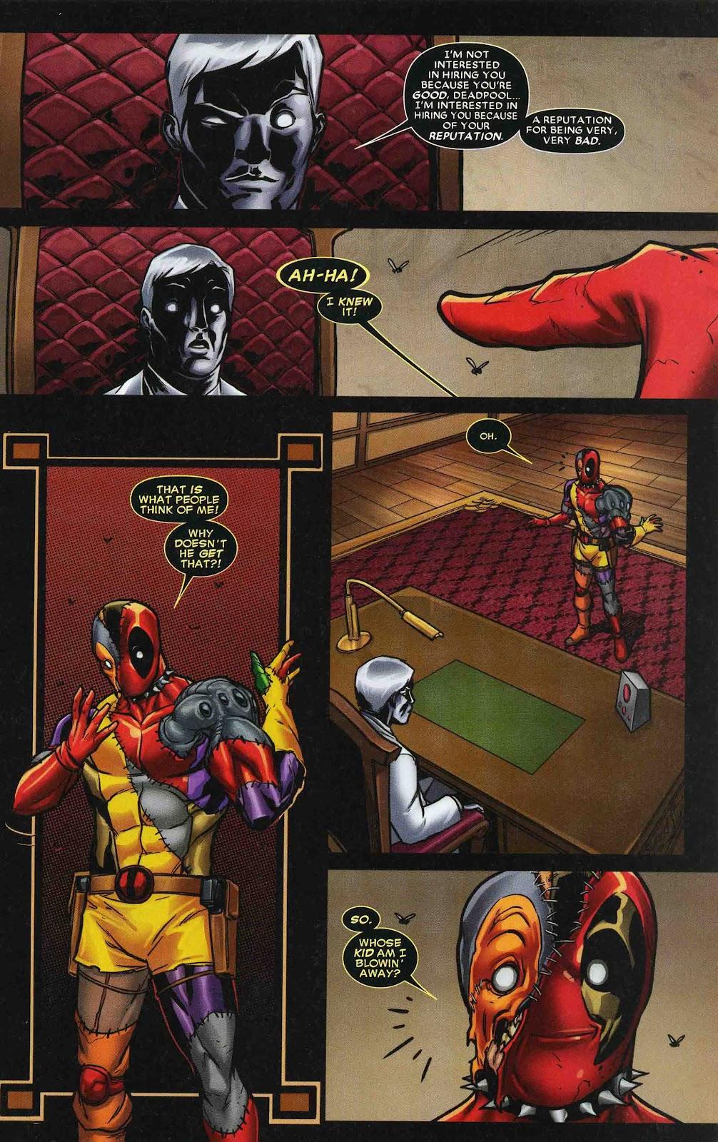 Read online Deadpool (2008) comic -  Issue #47 - 13
