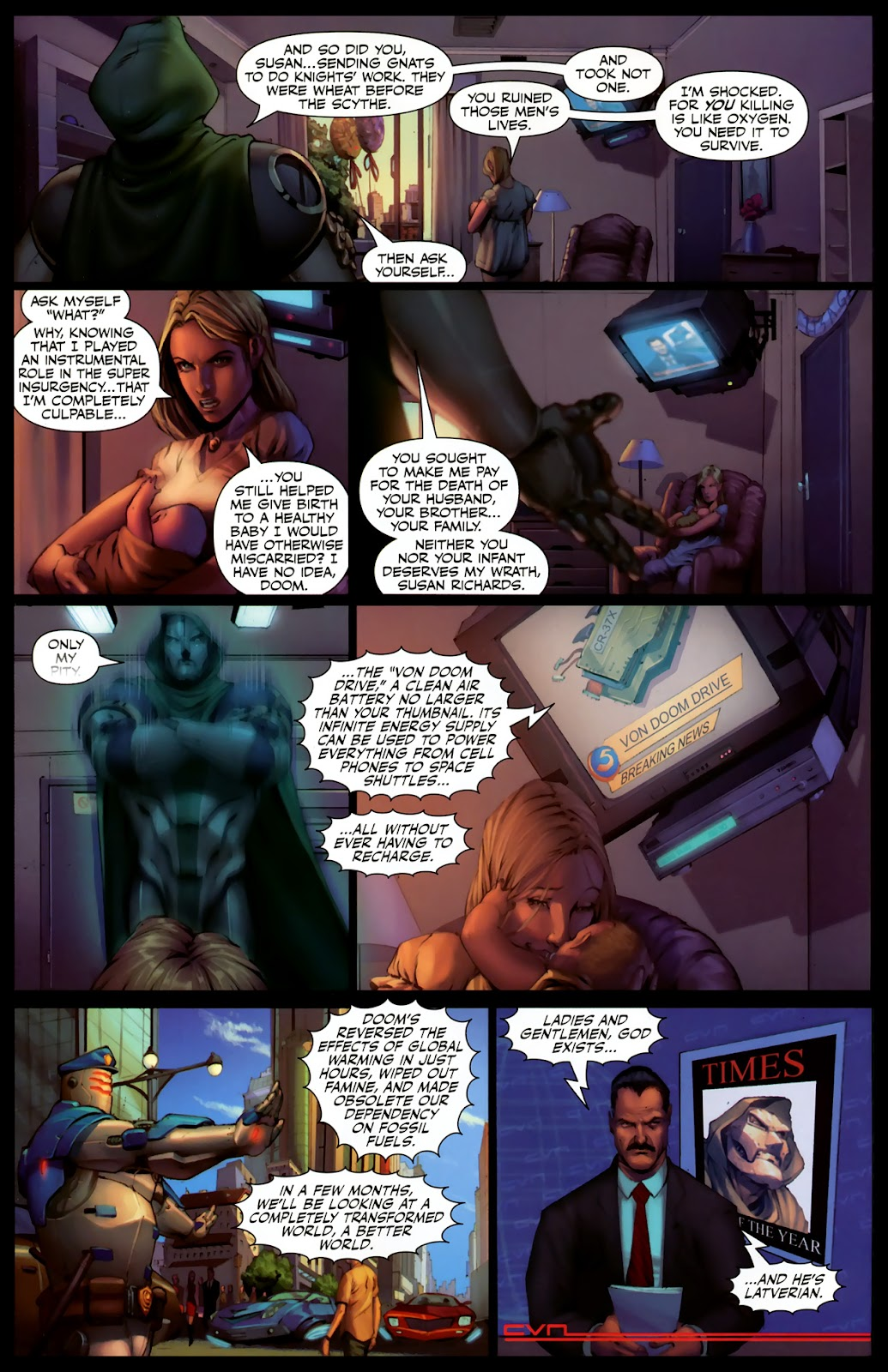 Read online What If? Secret Wars comic -  Issue # Full - 23