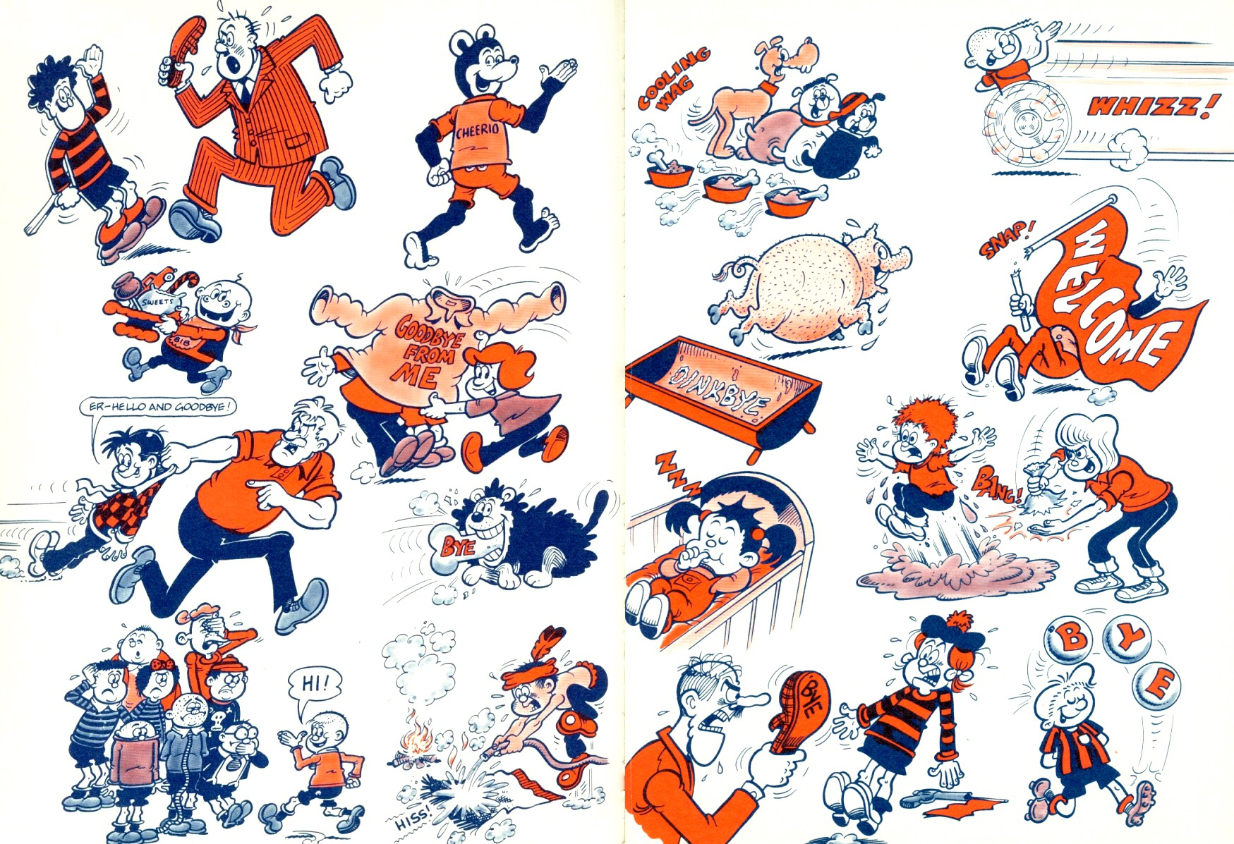 The Beano Book (Annual) 1987 Page 138