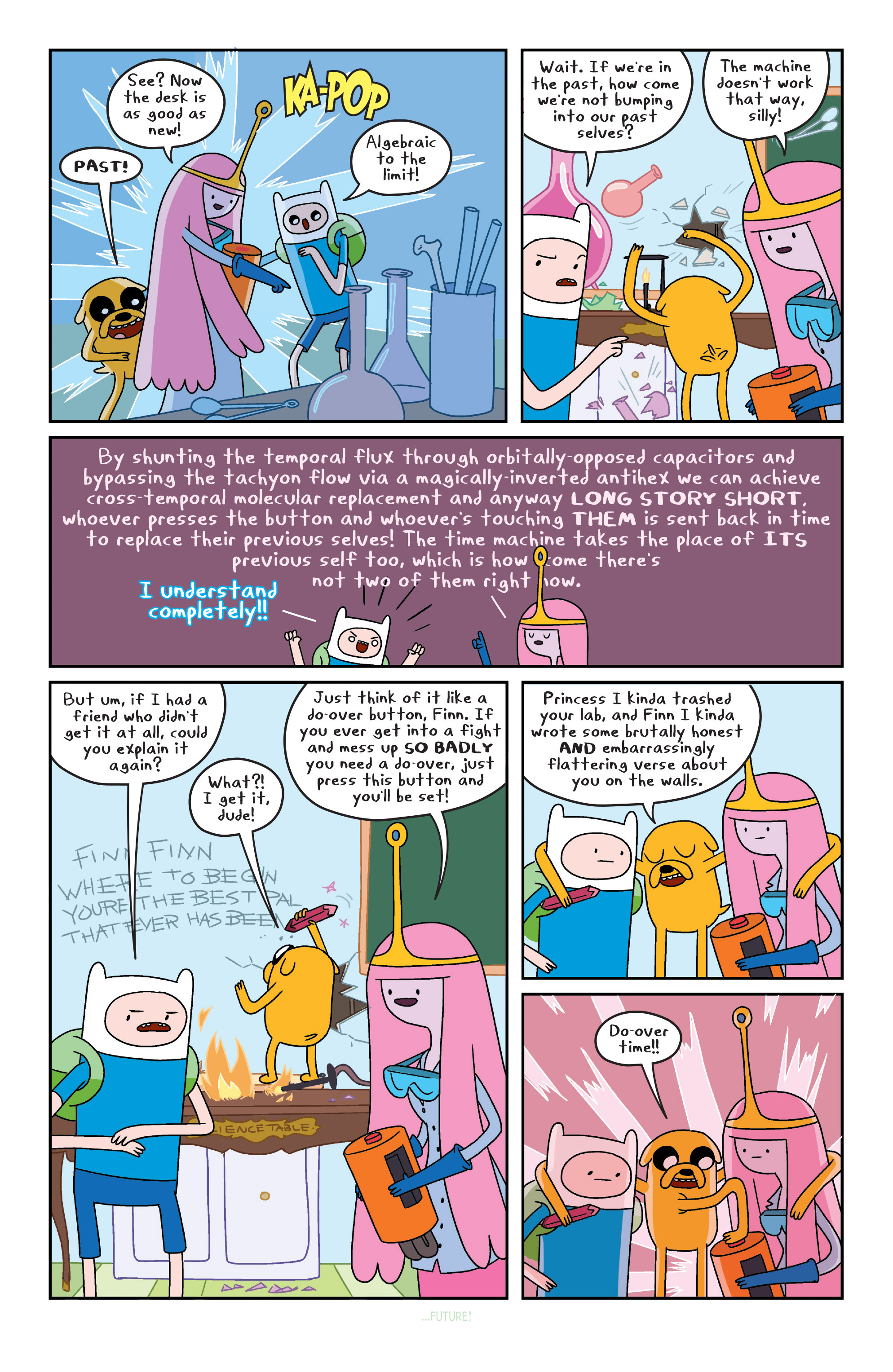 Read online Adventure Time comic -  Issue #Adventure Time _TPB 2 - 30