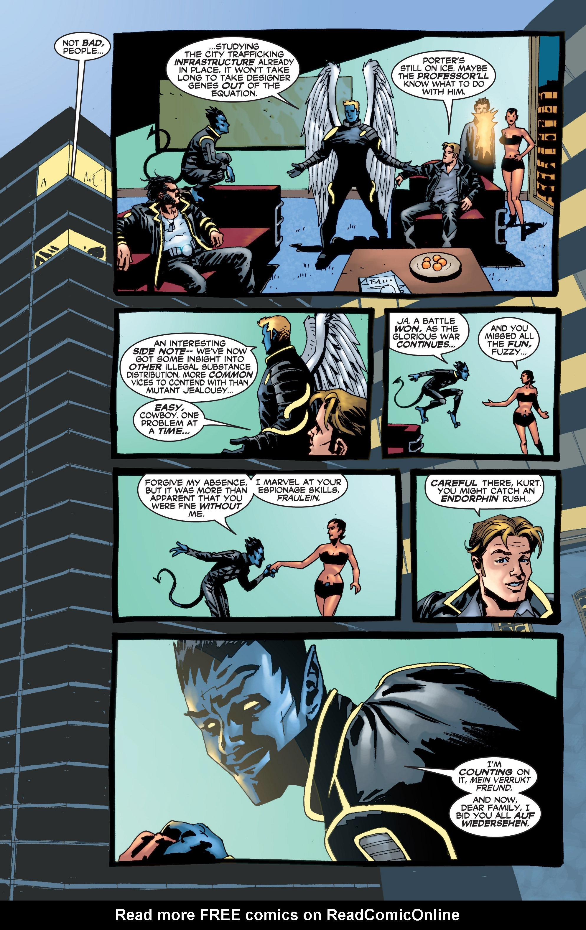 Read online Uncanny X-Men (1963) comic -  Issue #409 - 22