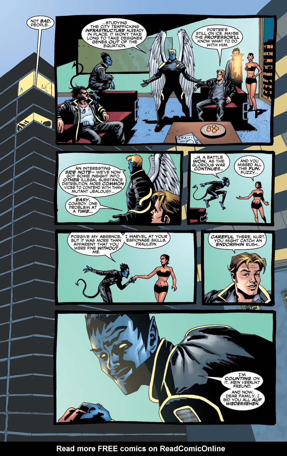 Uncanny X-Men (1963) issue 409 - Page 22
