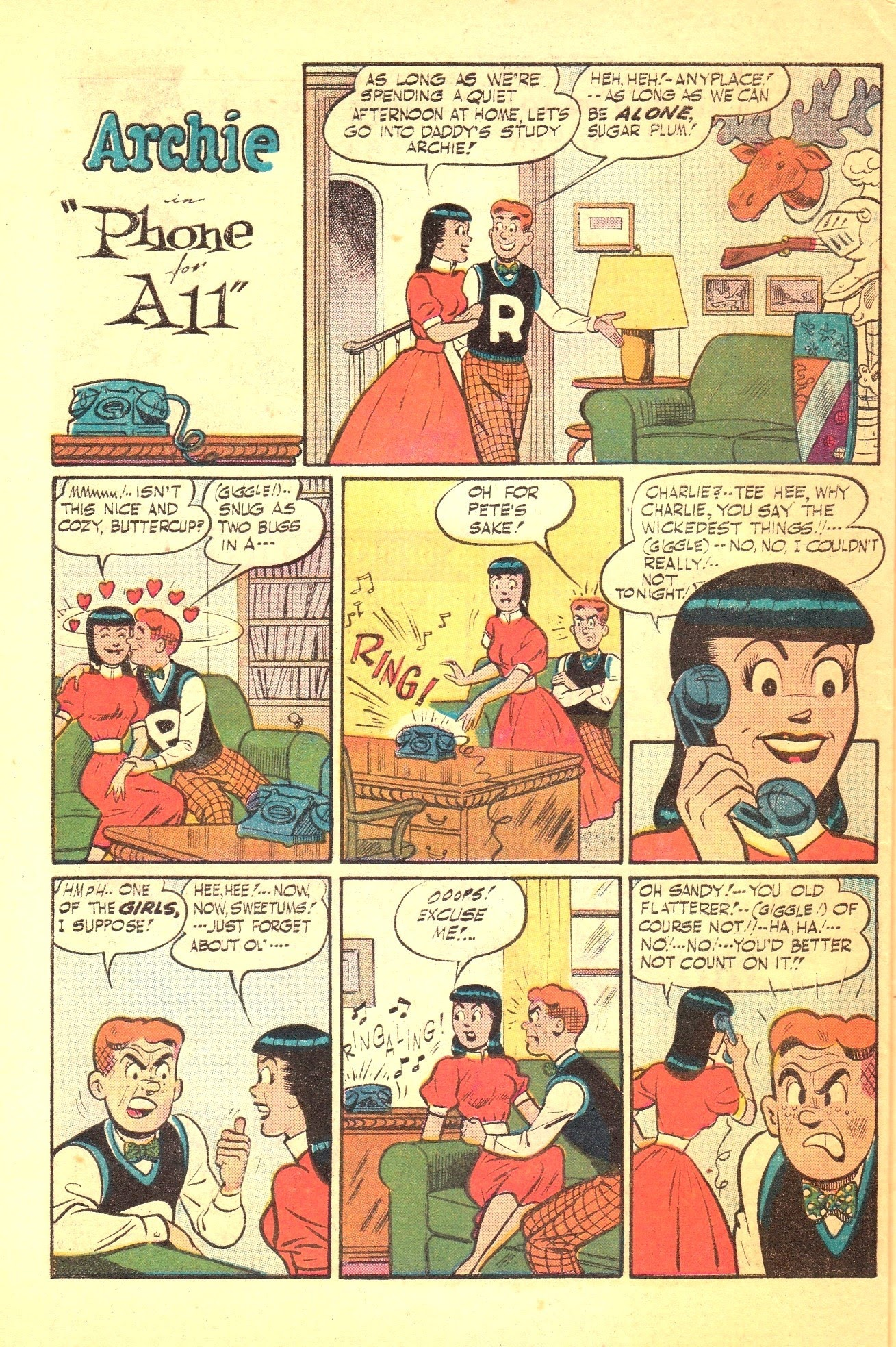 Archie Comics issue 087 - Page 30