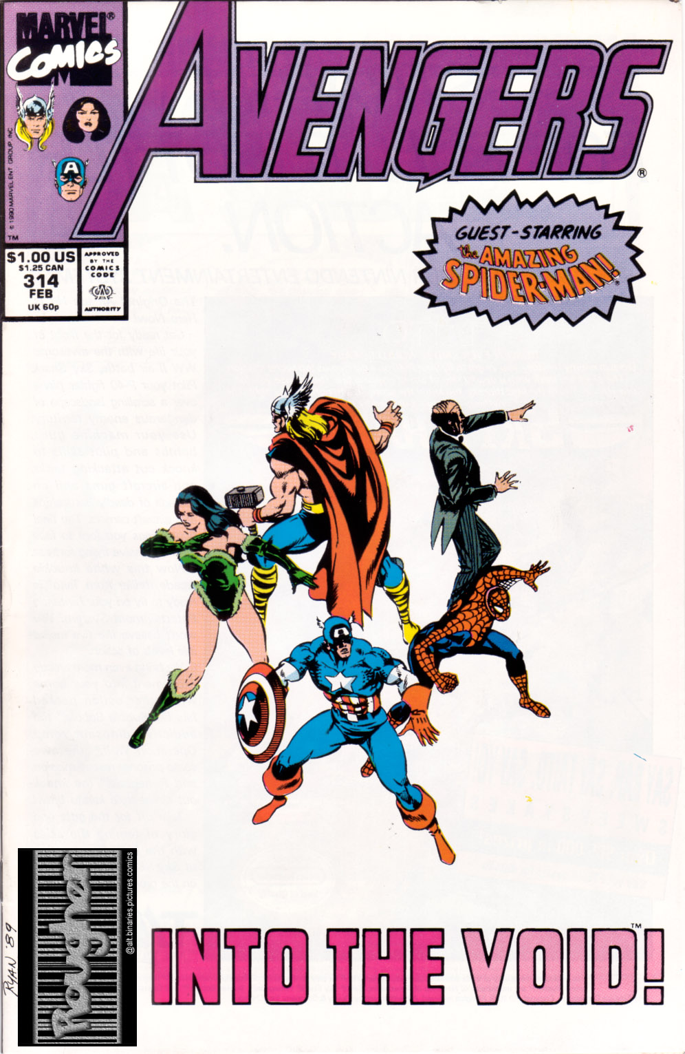 The Avengers (1963) 314 Page 1