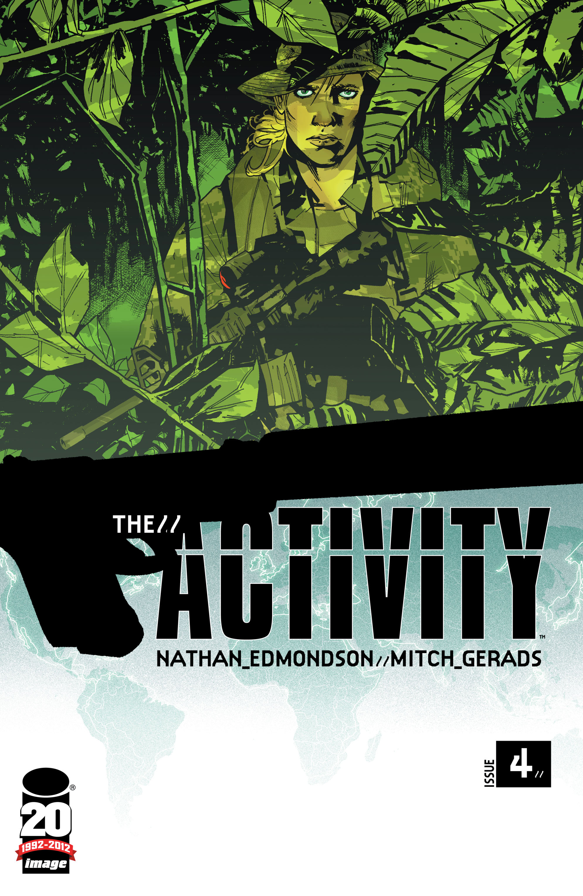 Read online The Activity comic -  Issue #4 - 1