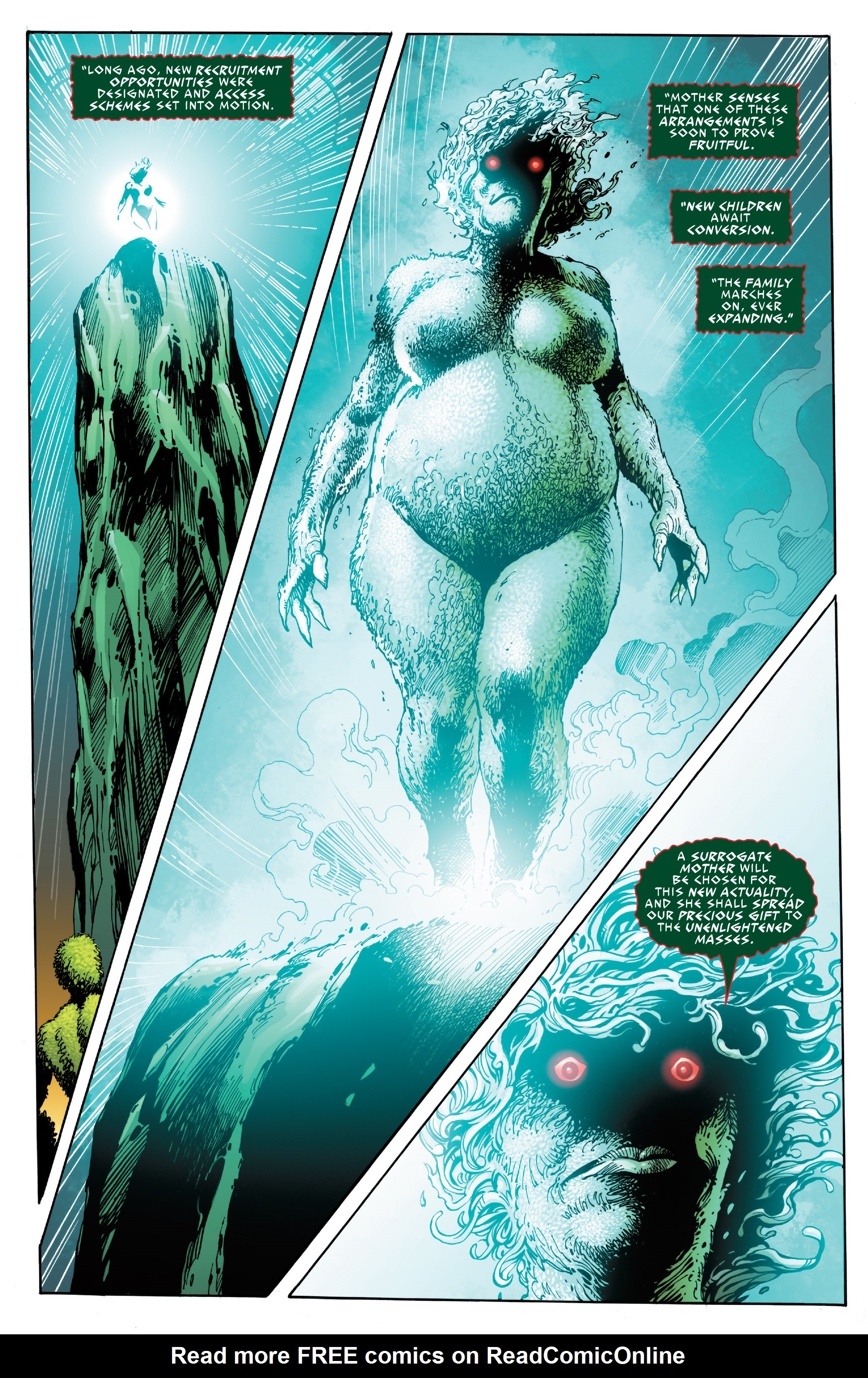 Read online Guardians of the Galaxy: Mother Entropy comic -  Issue #1 - 4