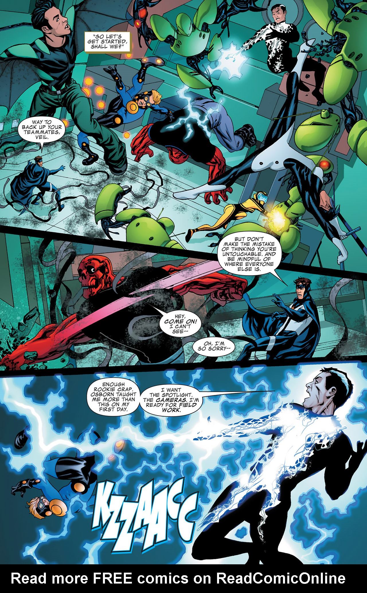 Read online Ant-Man: Season One comic -  Issue #Ant-Man: Season One Full - 113