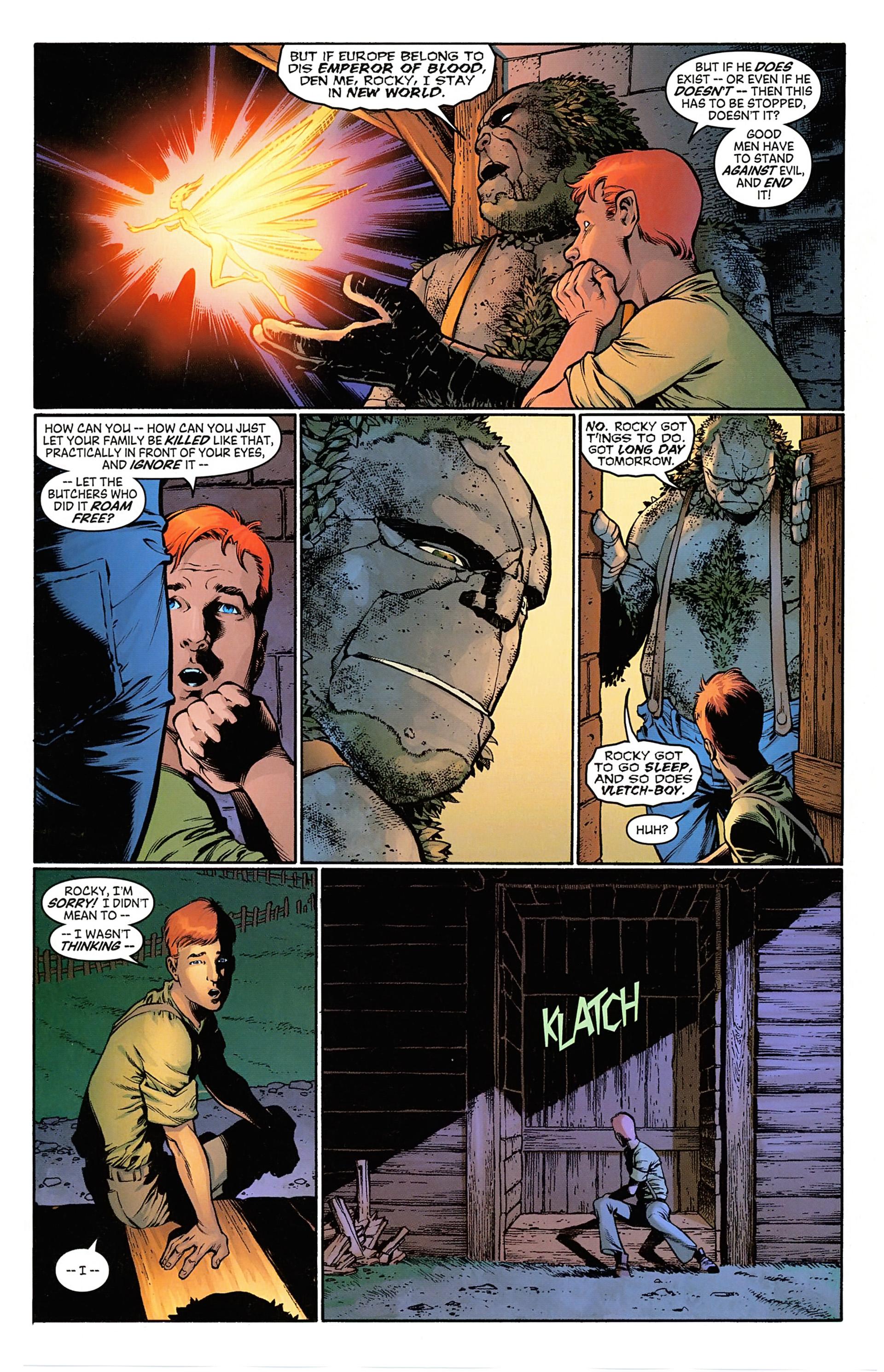 Read online Arrowsmith comic -  Issue #1 - 20