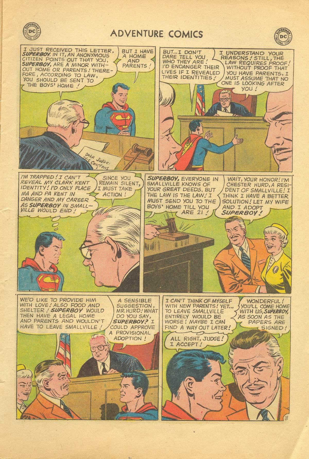 Read online Adventure Comics (1938) comic -  Issue #281 - 5