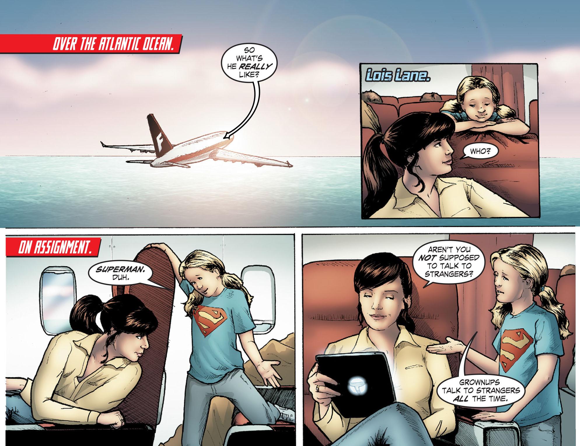 Read online Smallville: Season 11 comic -  Issue #41 - 3