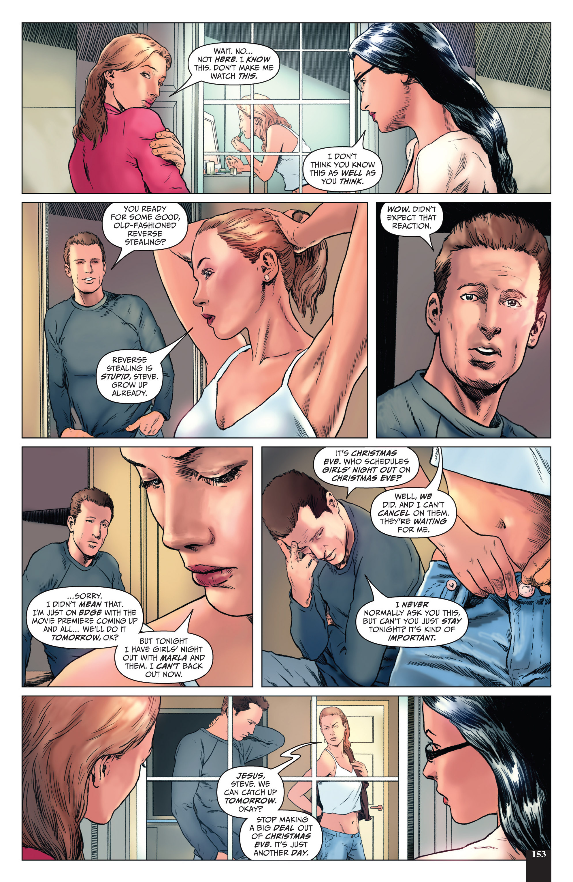 Read online Grimm Fairy Tales: Different Seasons comic -  Issue # TPB 2 - 150