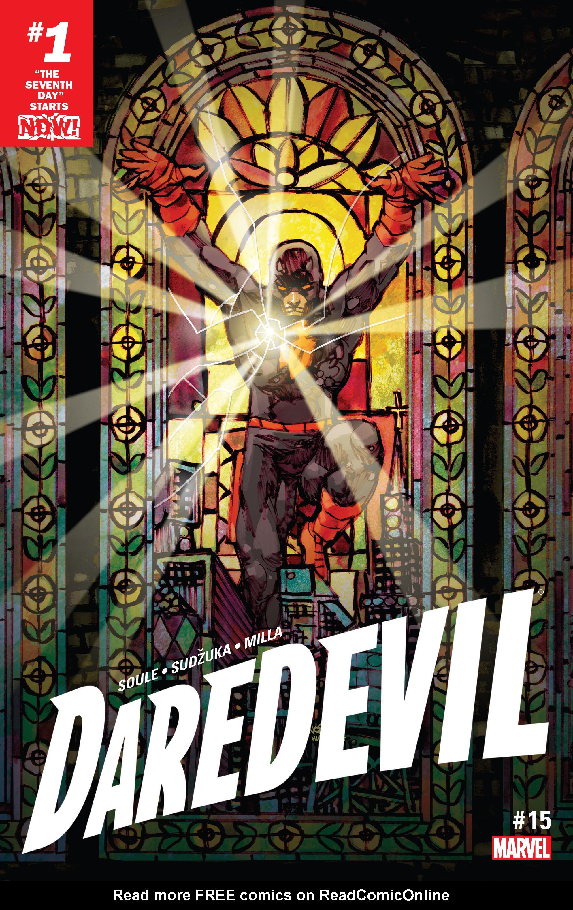 Daredevil (2016) 15 Page 1