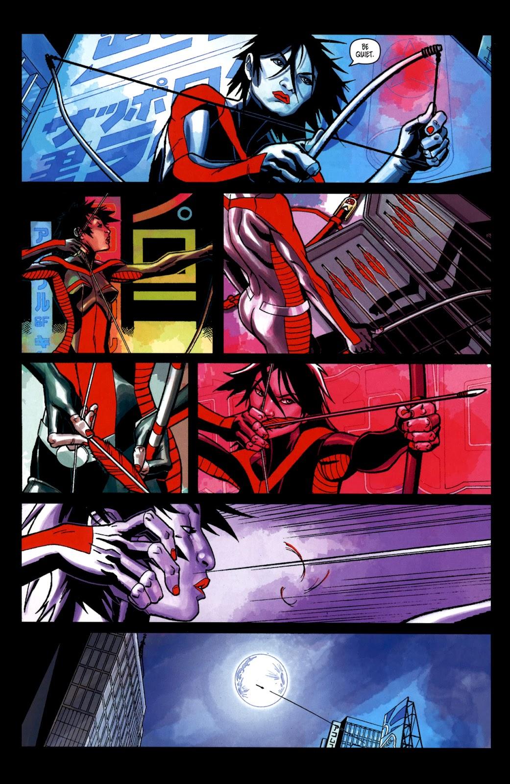 Read online Shinku comic -  Issue #2 - 7