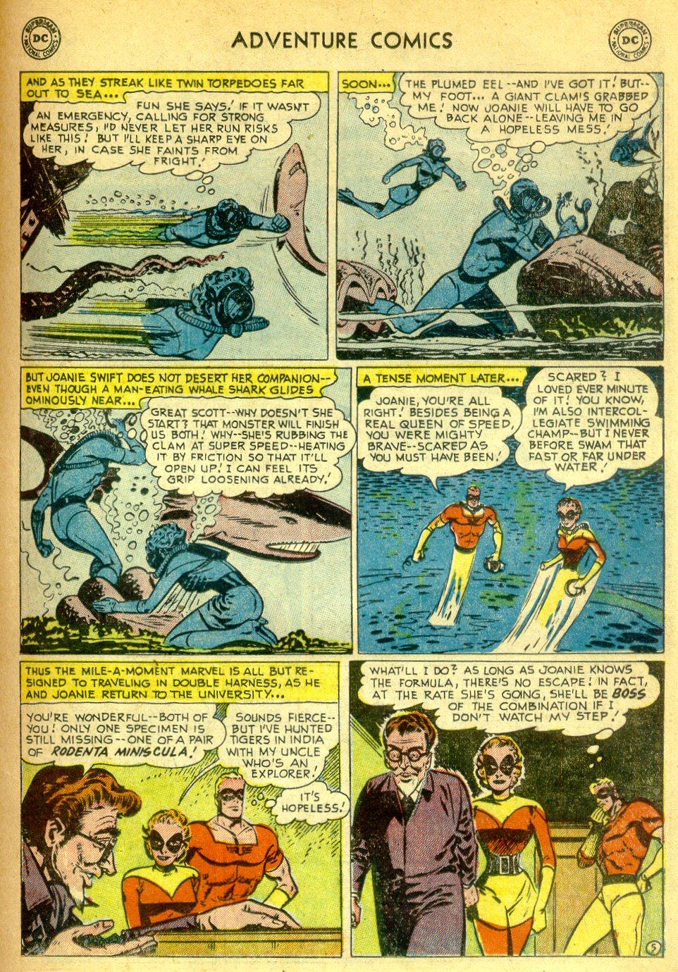 Read online Adventure Comics (1938) comic -  Issue #181 - 28