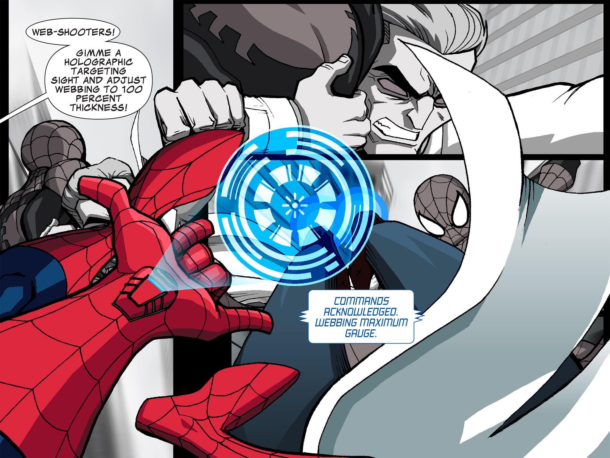 Read online Ultimate Spider-Man (Infinite Comics) (2015) comic -  Issue #5 - 29