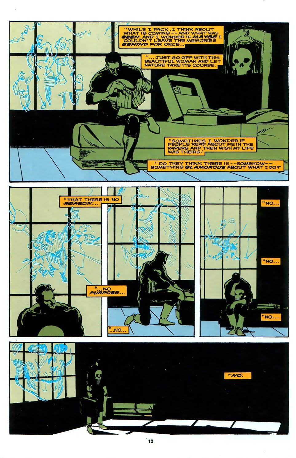 Read online Punisher: The Prize comic -  Issue # Full - 16