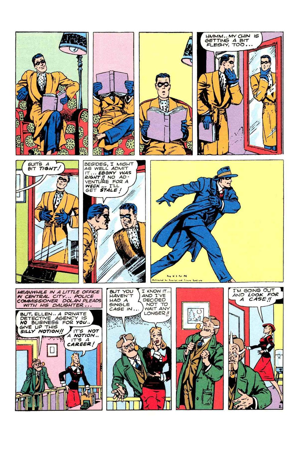 Read online Will Eisner's The Spirit Archives comic -  Issue # TPB 2 (Part 2) - 46