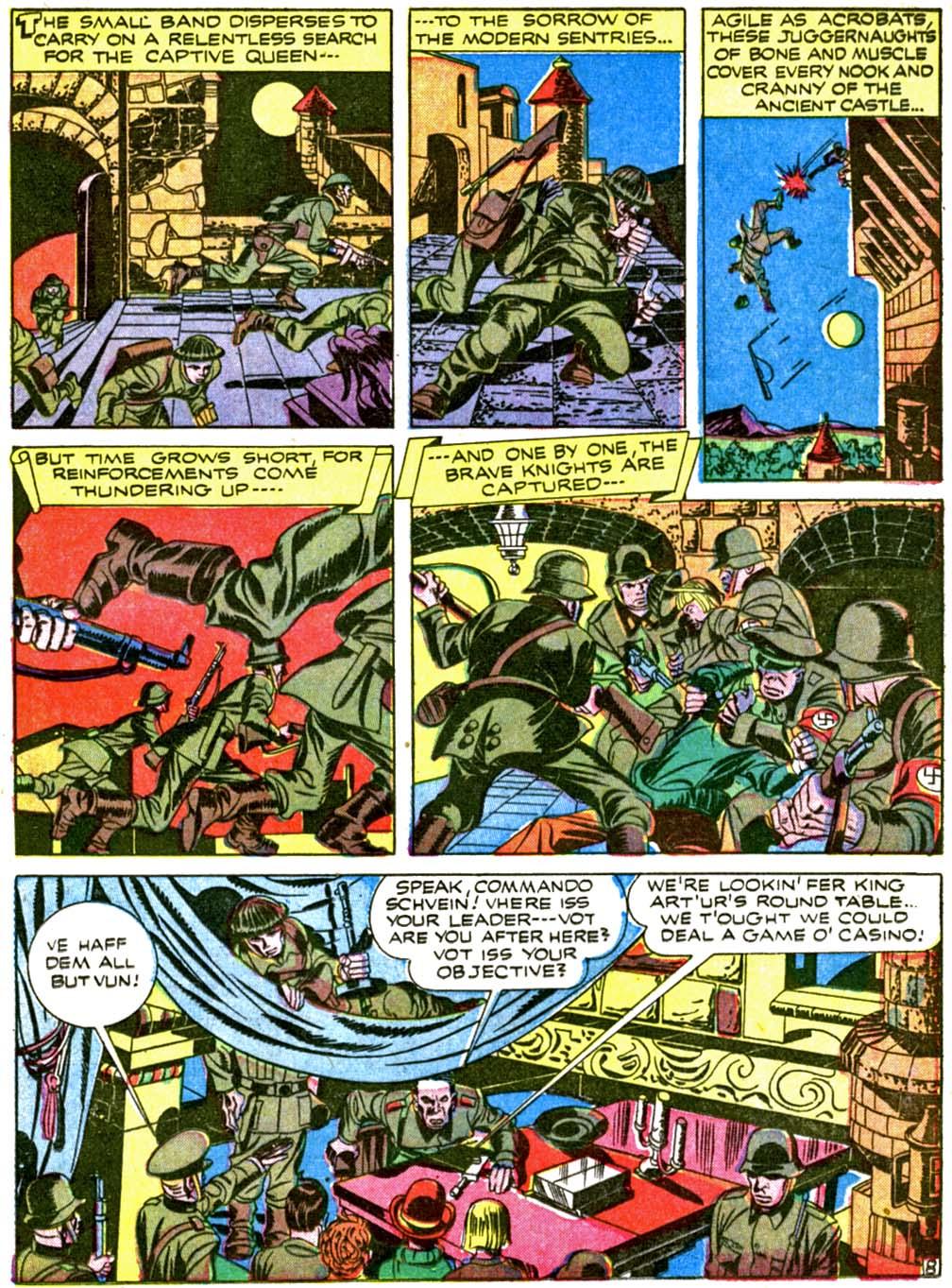 Boy Commandos issue 2 - Page 40